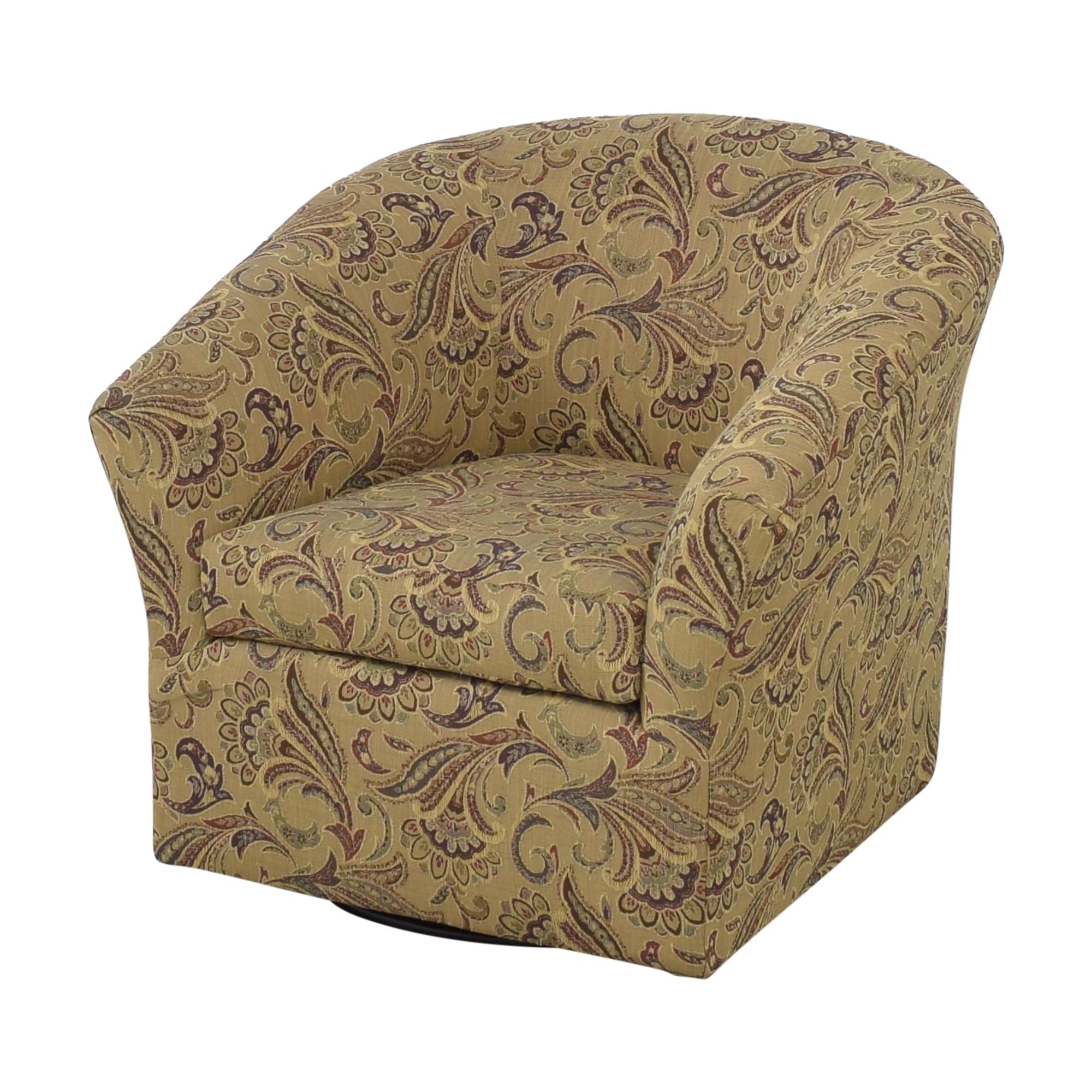 Hooker Furniture Hooker Furniture Sam Moore Swivel Accent Chair pa