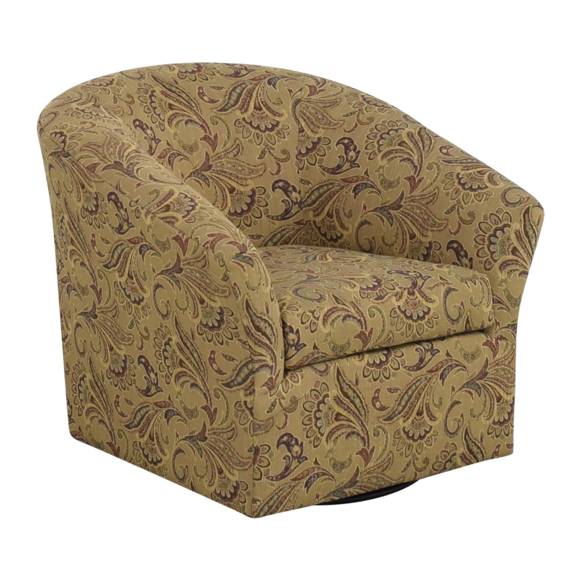 Hooker Furniture Sam Moore Swivel Accent Chair Hooker Furniture