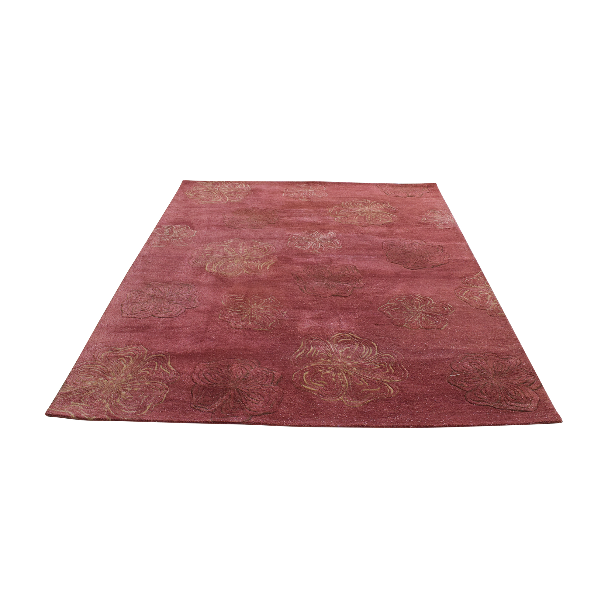 Capel Rugs Capel Desert Plateau Hibiscus Area Rug on sale