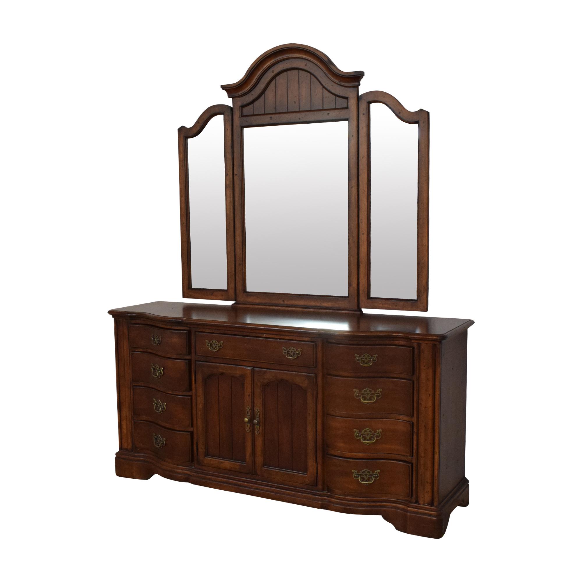 buy Universal Furniture Dresser with Mirror Universal Furniture Storage