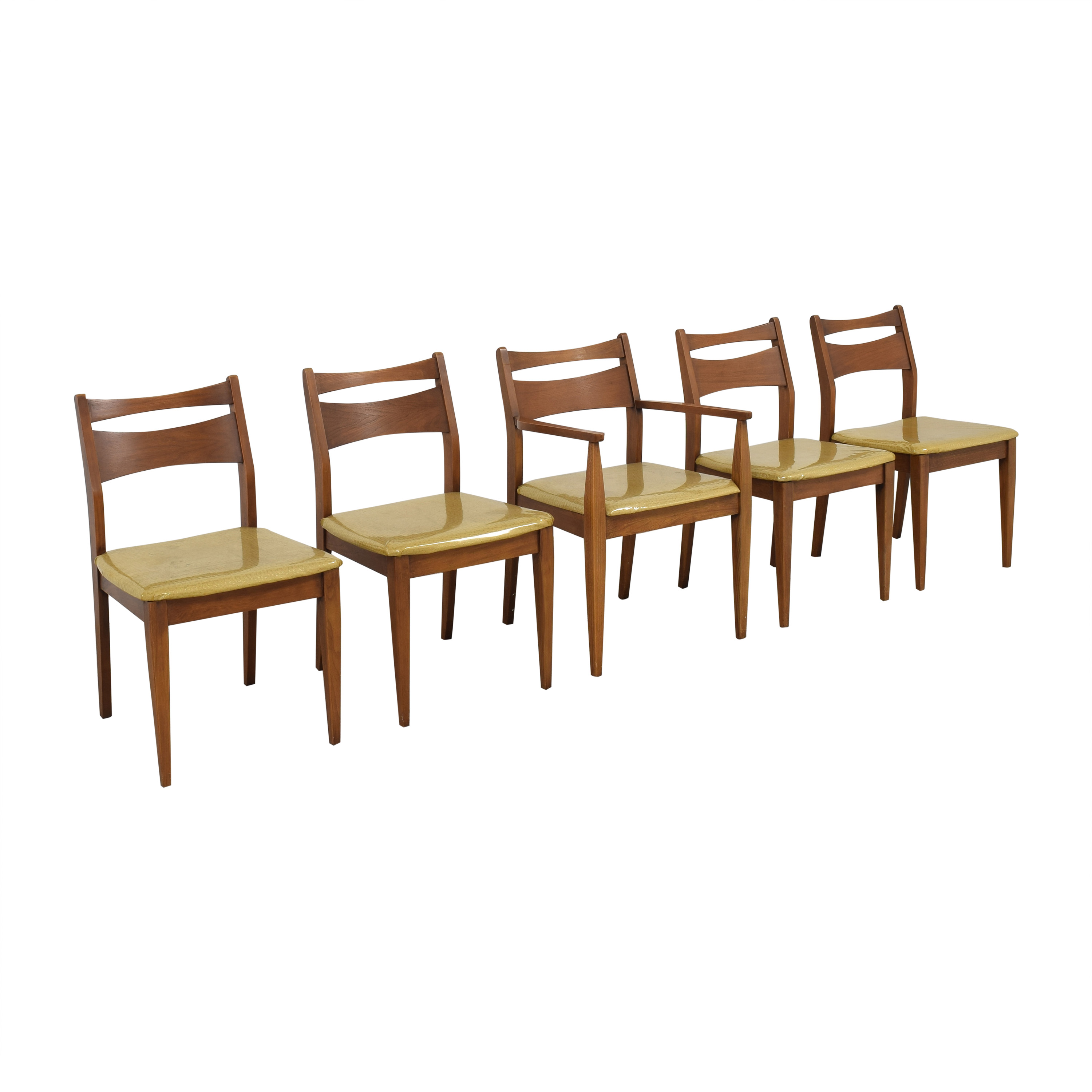 65 Off Vintage Mid Century Modern Dining Chairs Chairs