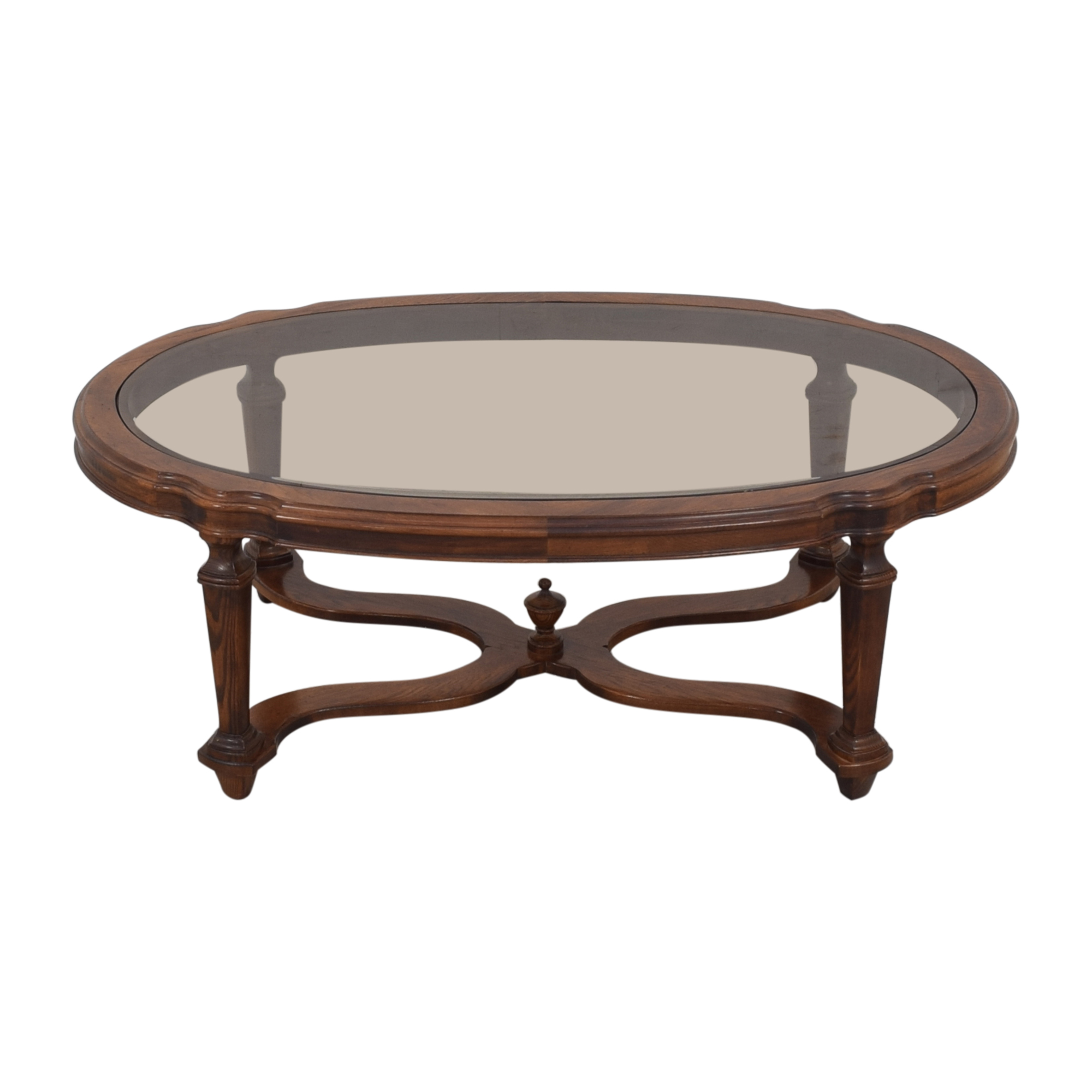 buy Ethan Allen Vintage Coffee Table Ethan Allen