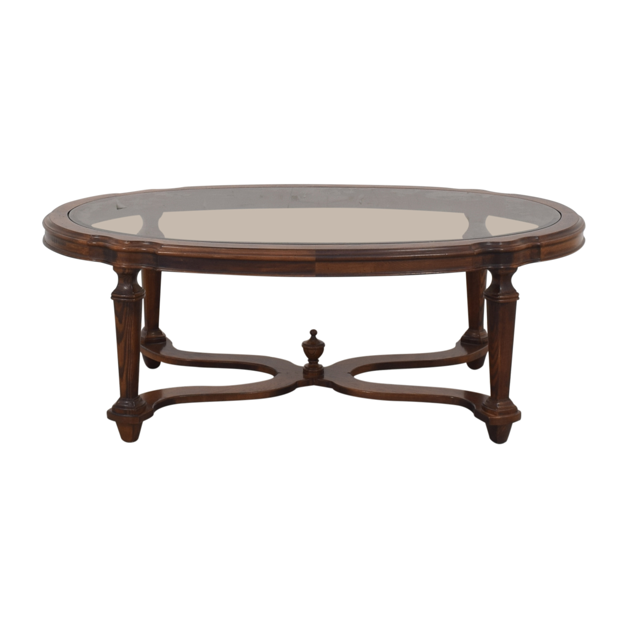 Ethan Allen Ethan Allen Vintage Coffee Table price