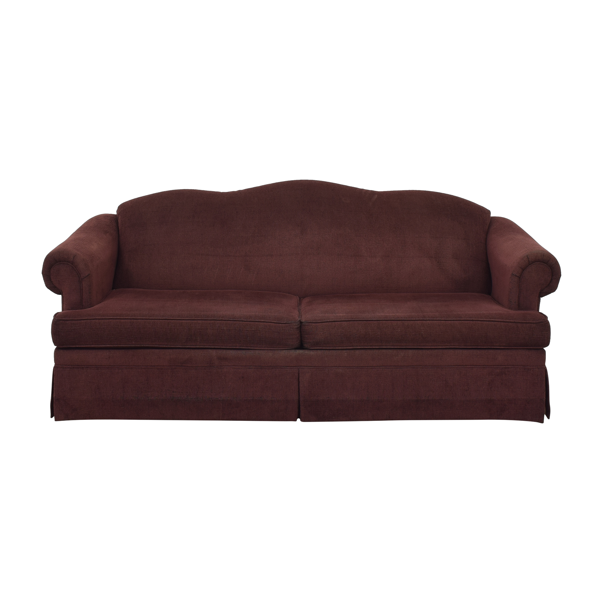 Flexsteel Flexsteel Rolled Arm Sofa price