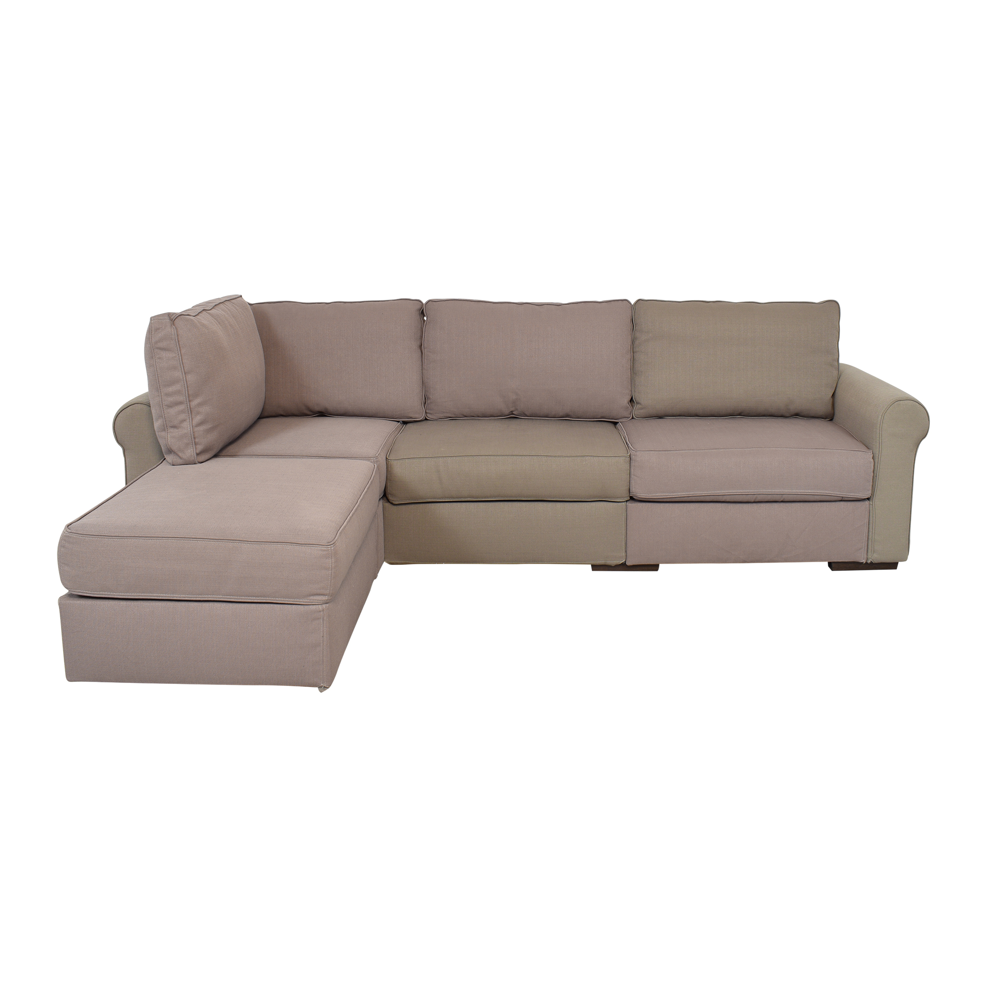 Lovesac Lovesac Chaise Sectional Sofa ct