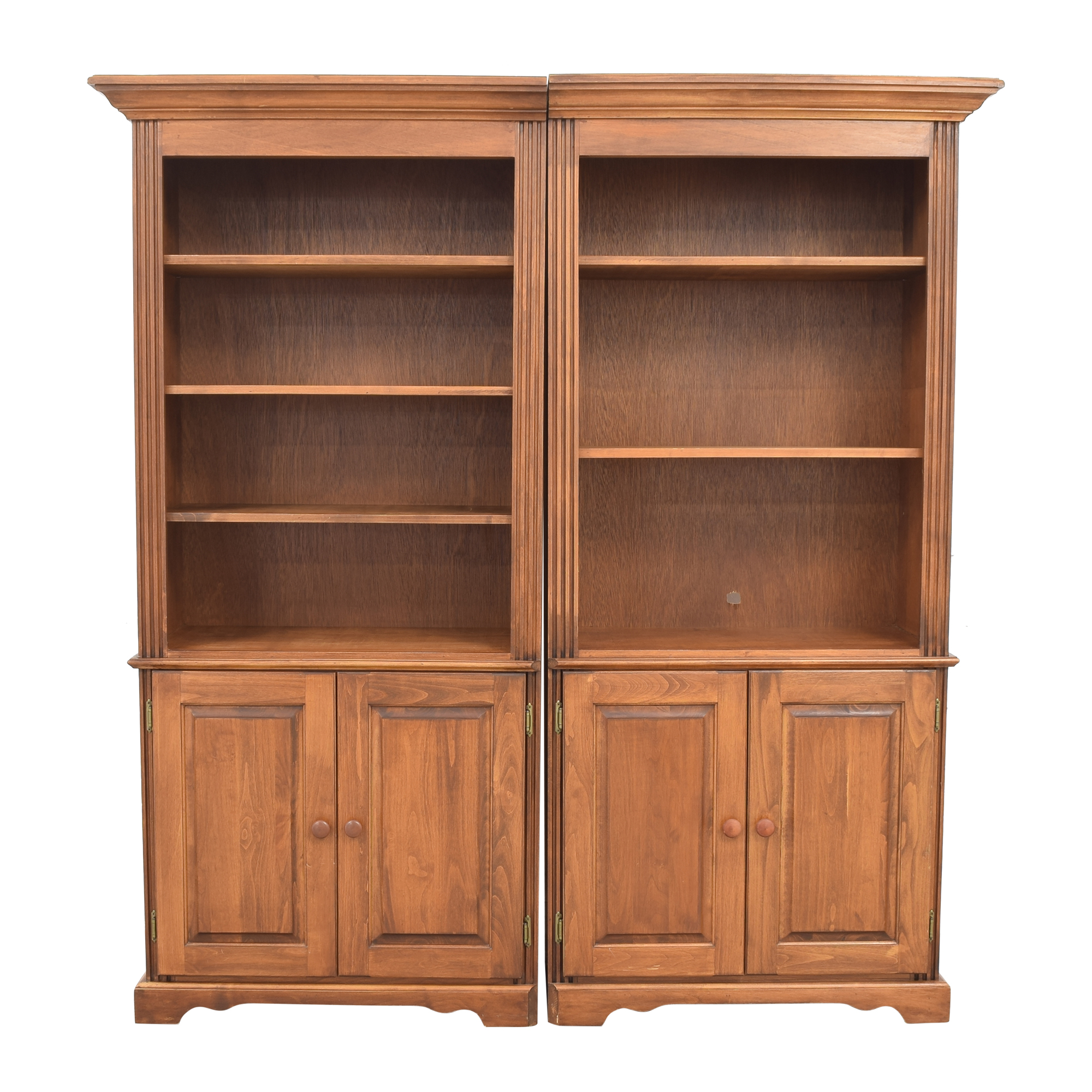 shop Custom Bookcases