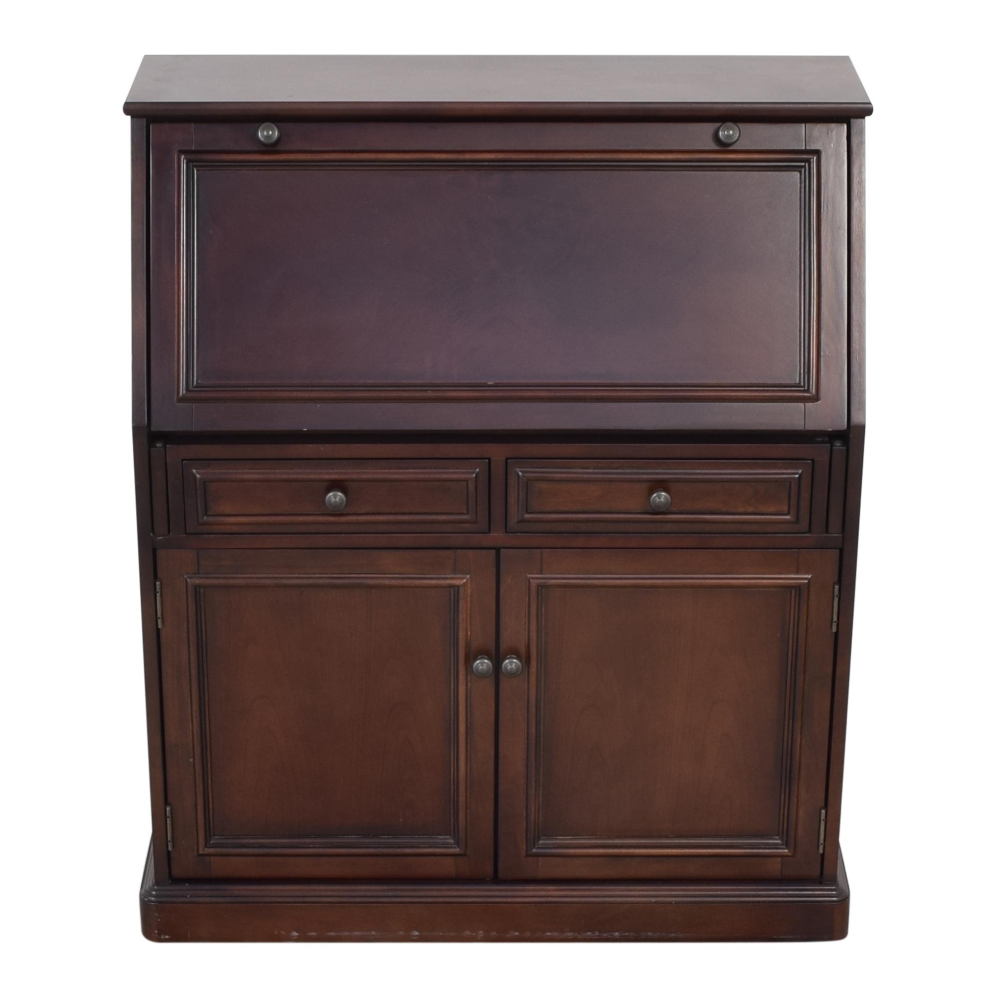 shop Raymour & Flanigan Raymour & Flanigan Jennings Laptop Desk Armoire online