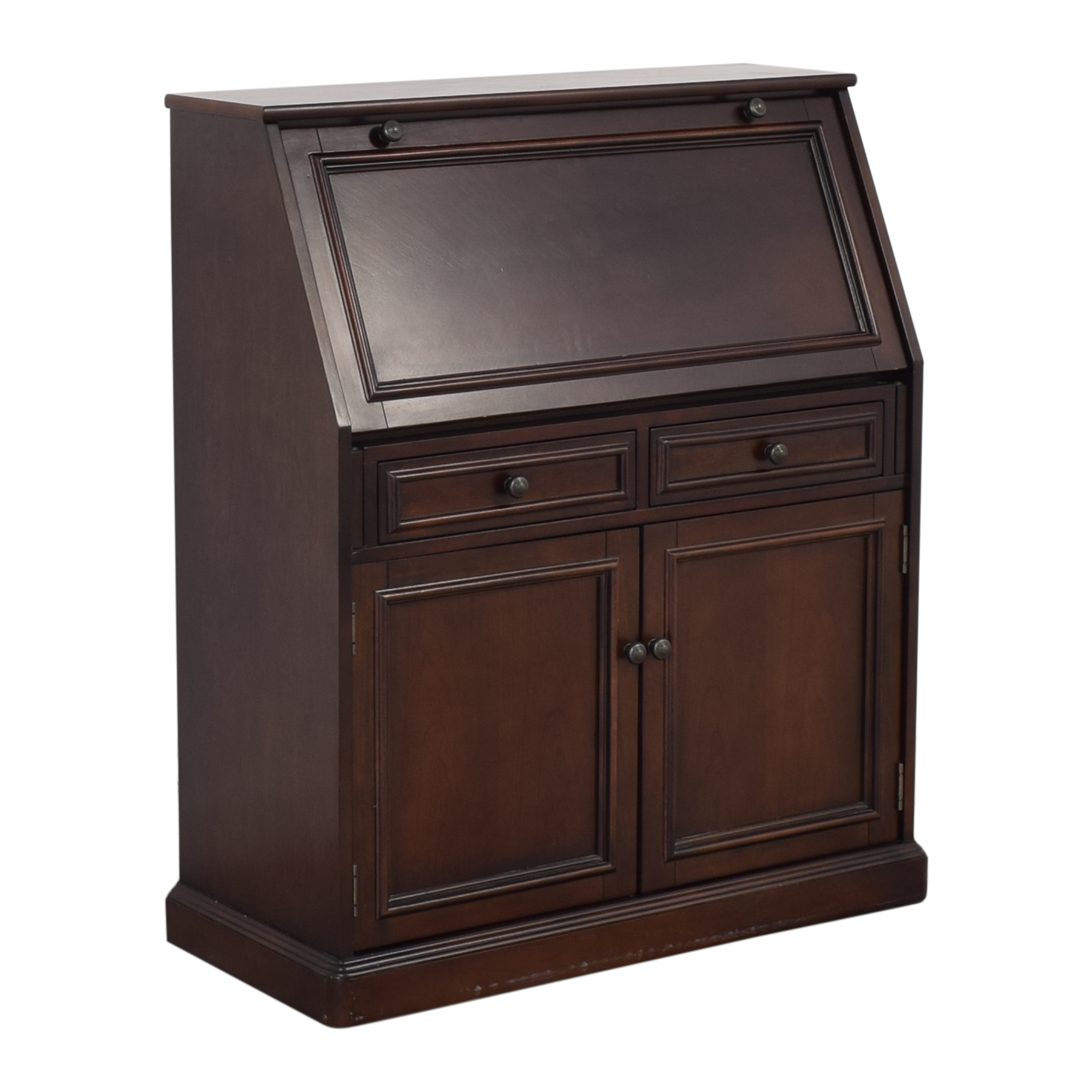 Raymour & Flanigan Raymour & Flanigan Jennings Laptop Desk Armoire for sale