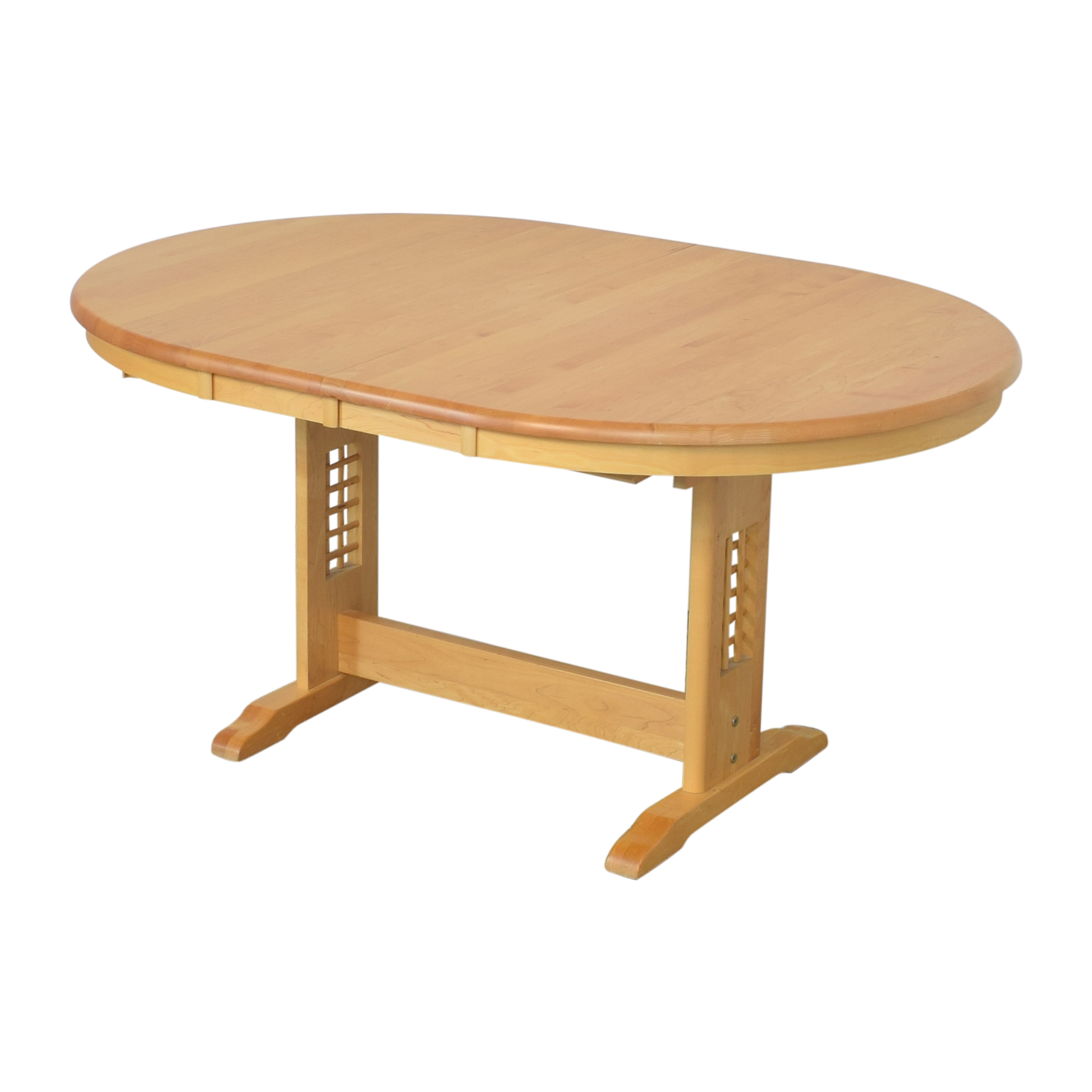 Oval Extending Dining Table sale