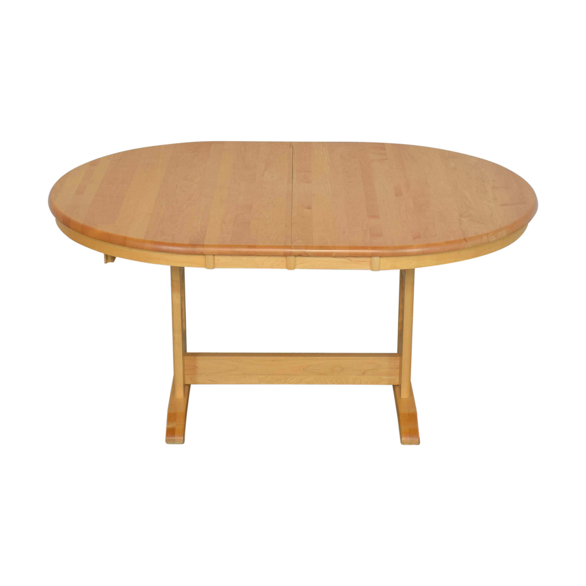 Oval Extending Dining Table ma