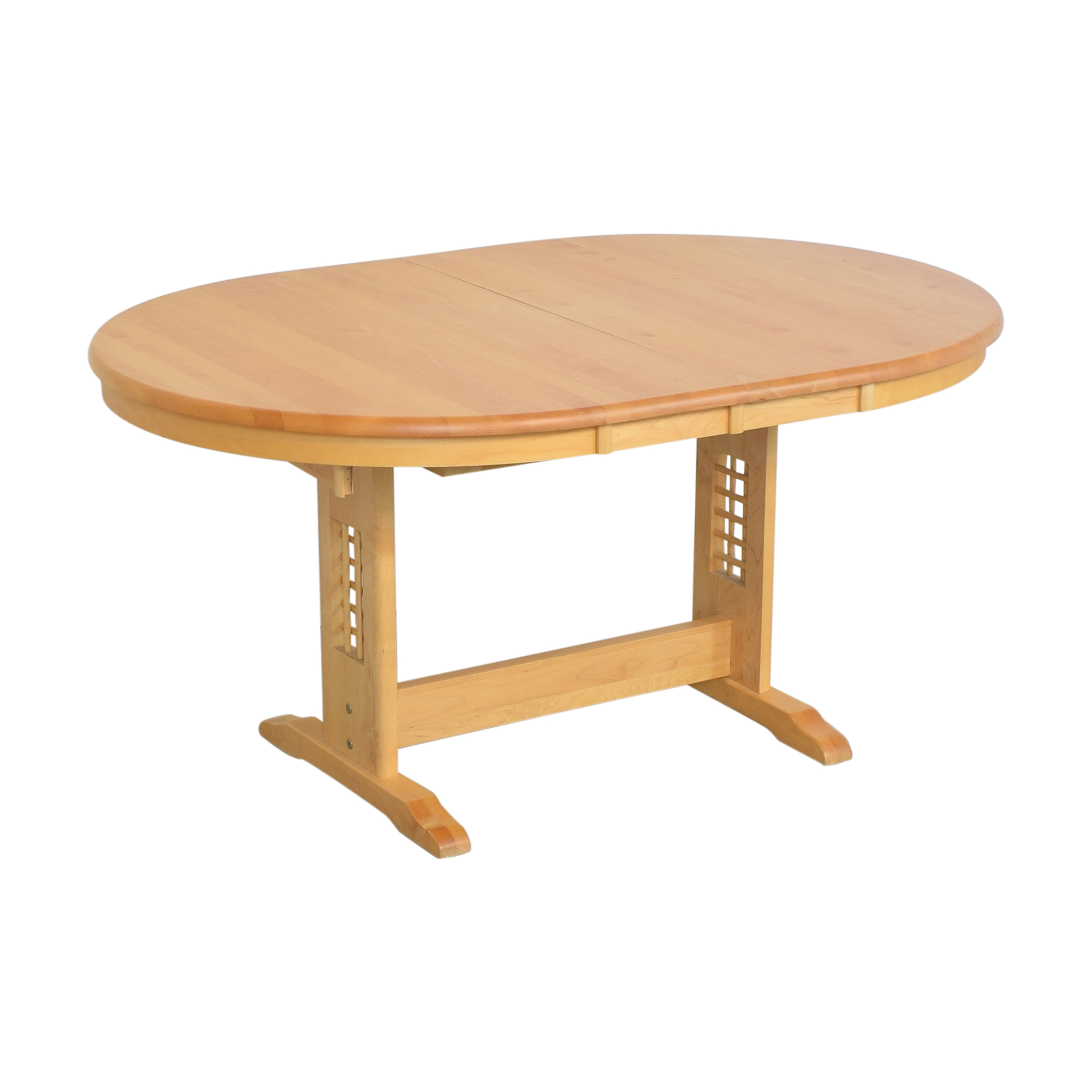buy  Oval Extending Dining Table online