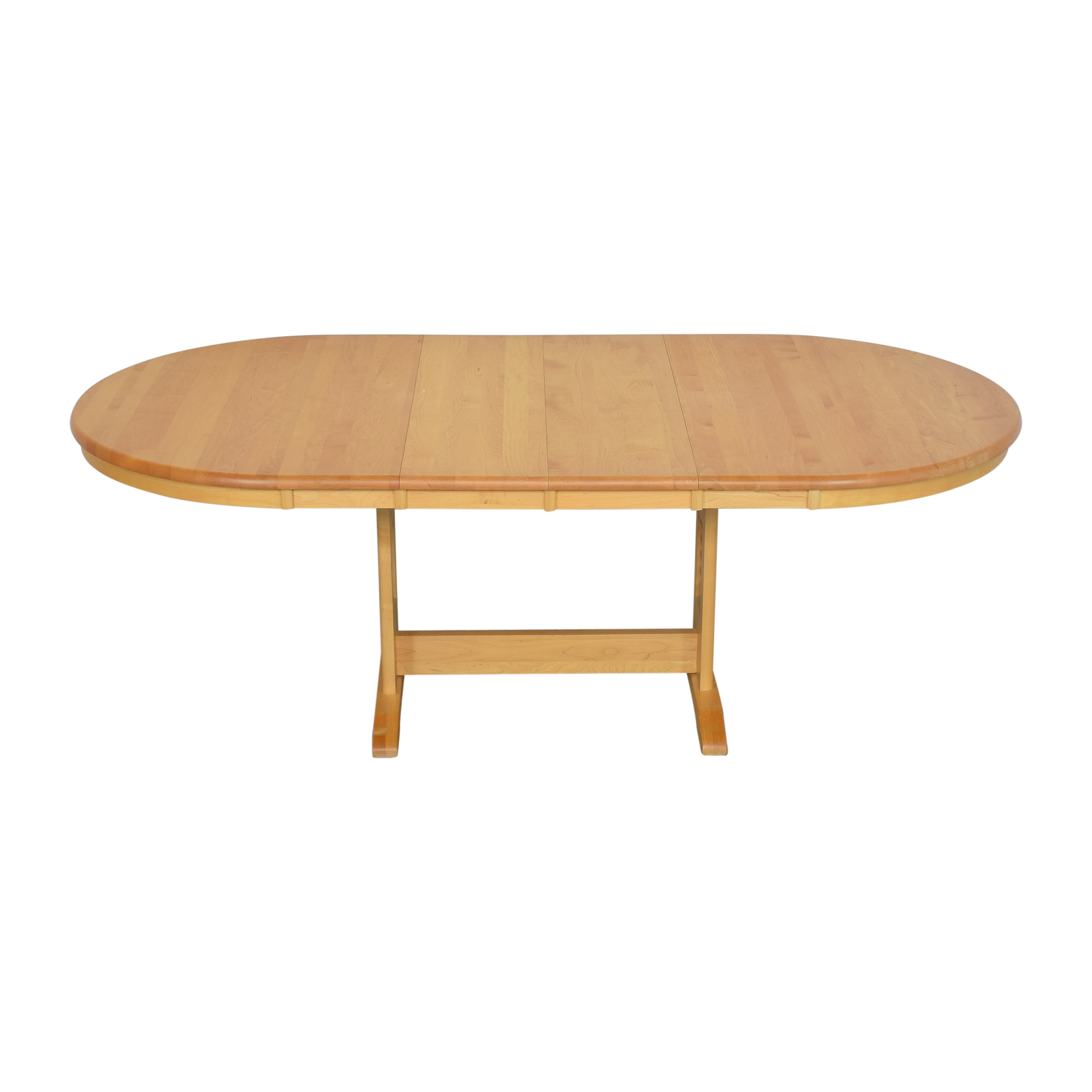 Oval Extending Dining Table Dinner Tables
