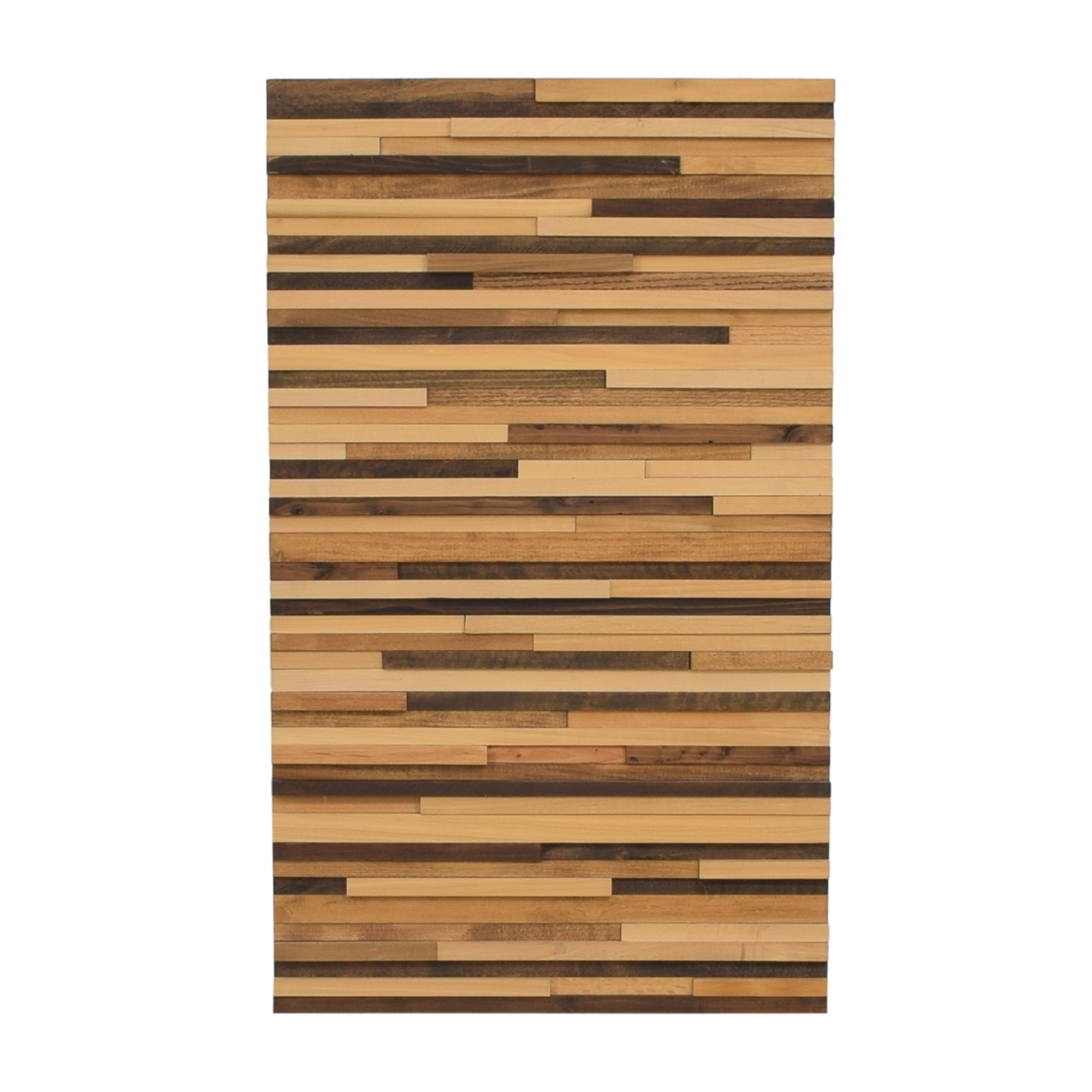 shop Wood Mosaic Wall Art  Decor