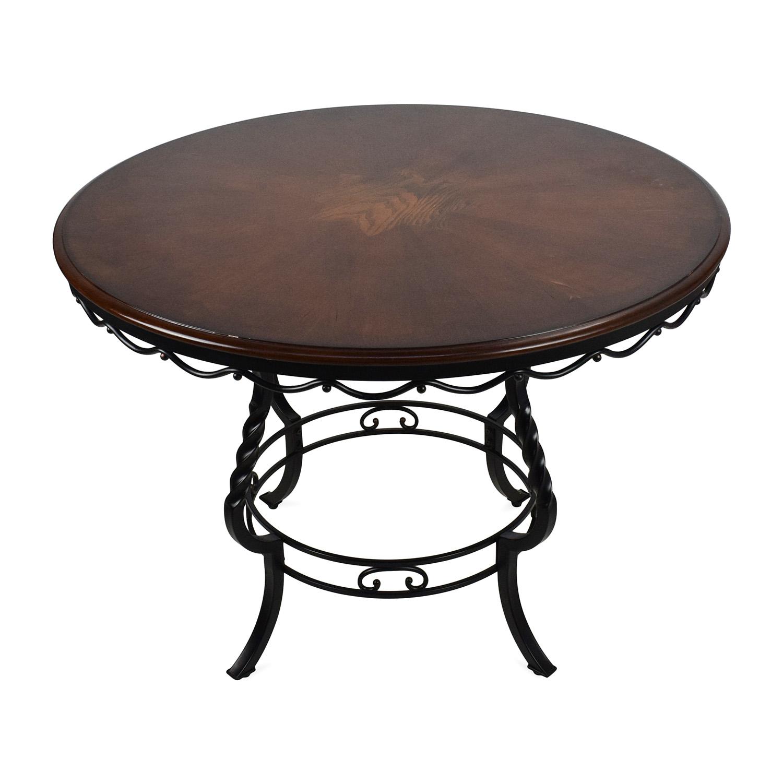 Ashley Furniture Ashley Nola Round Dining Table coupon