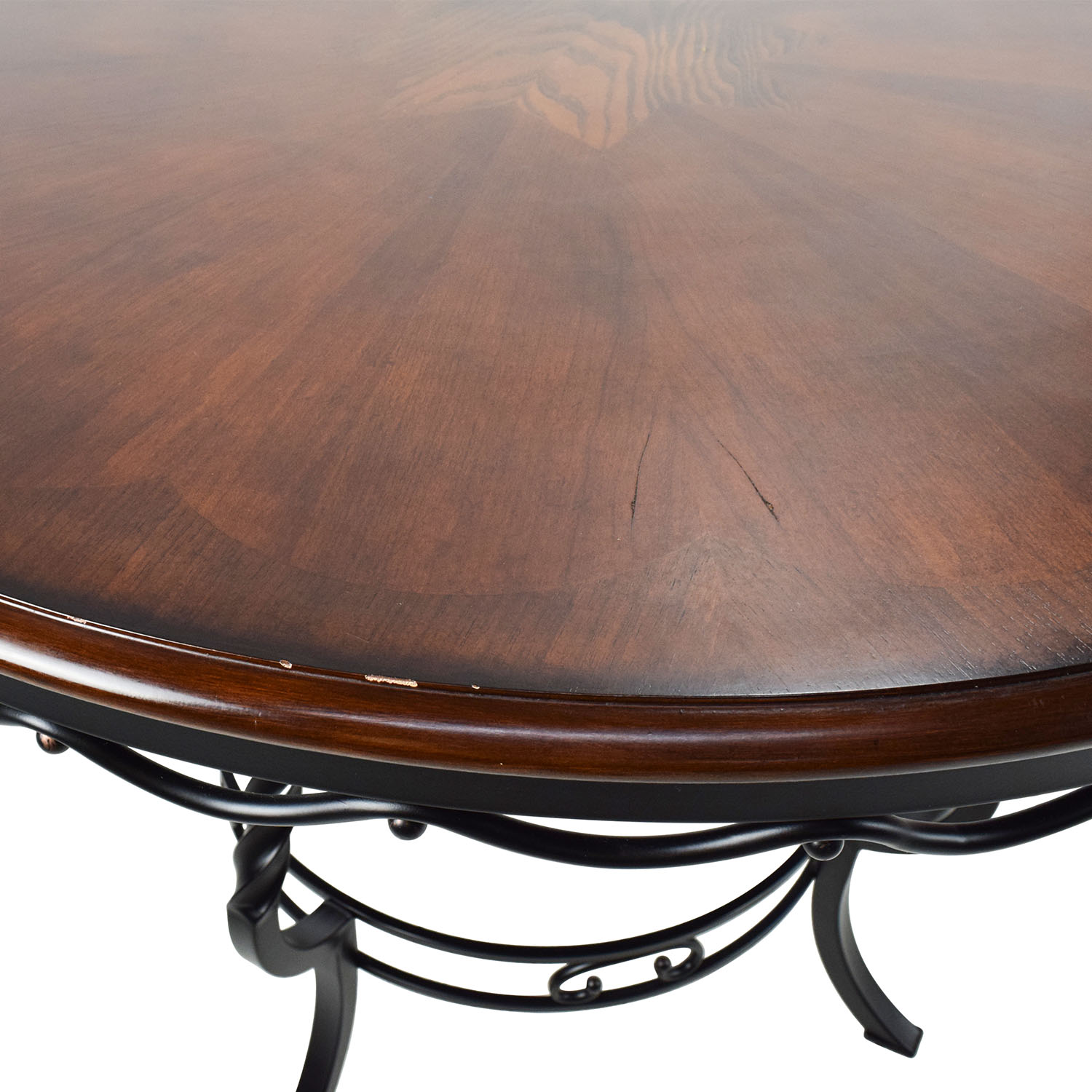 ... Buy Ashley Nola Round Dining Table Ashley Furniture Dinner Tables ...