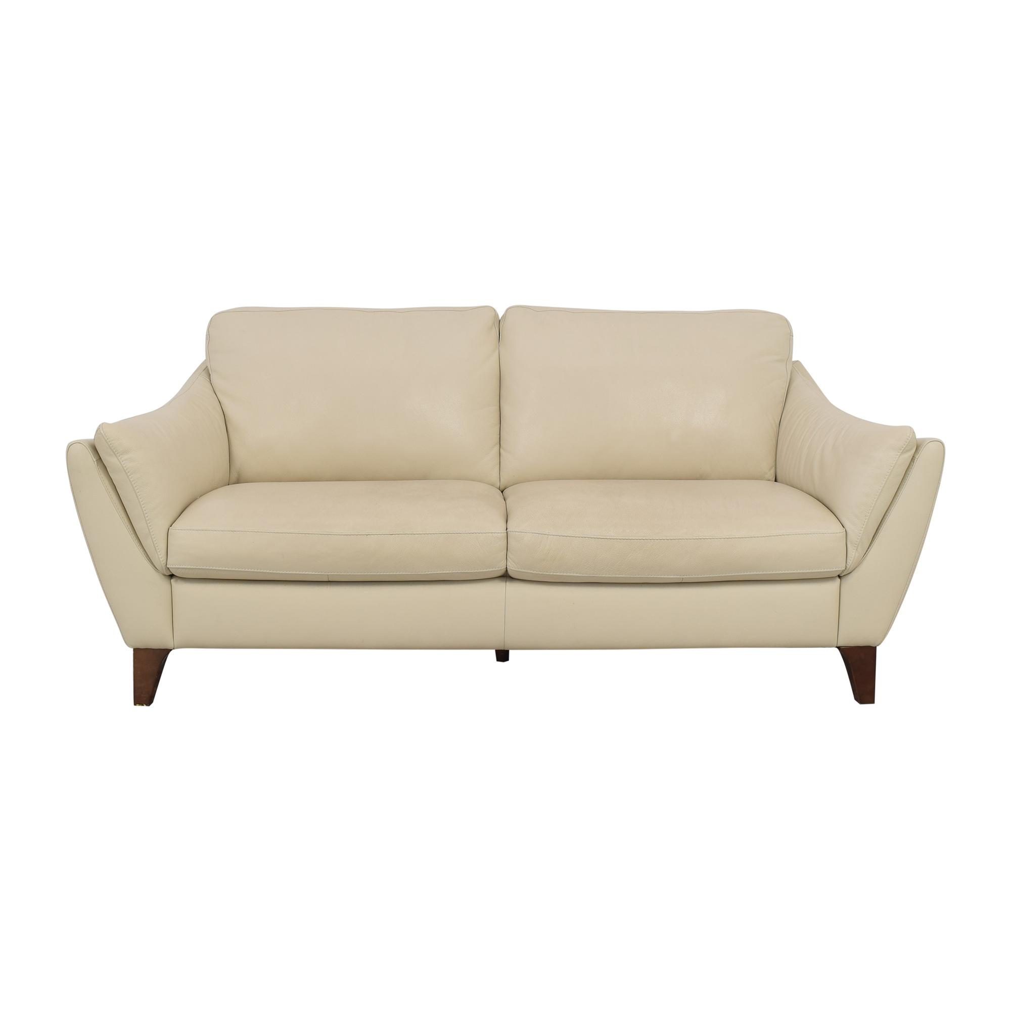 Italsofa Greccio Leather Sofa price