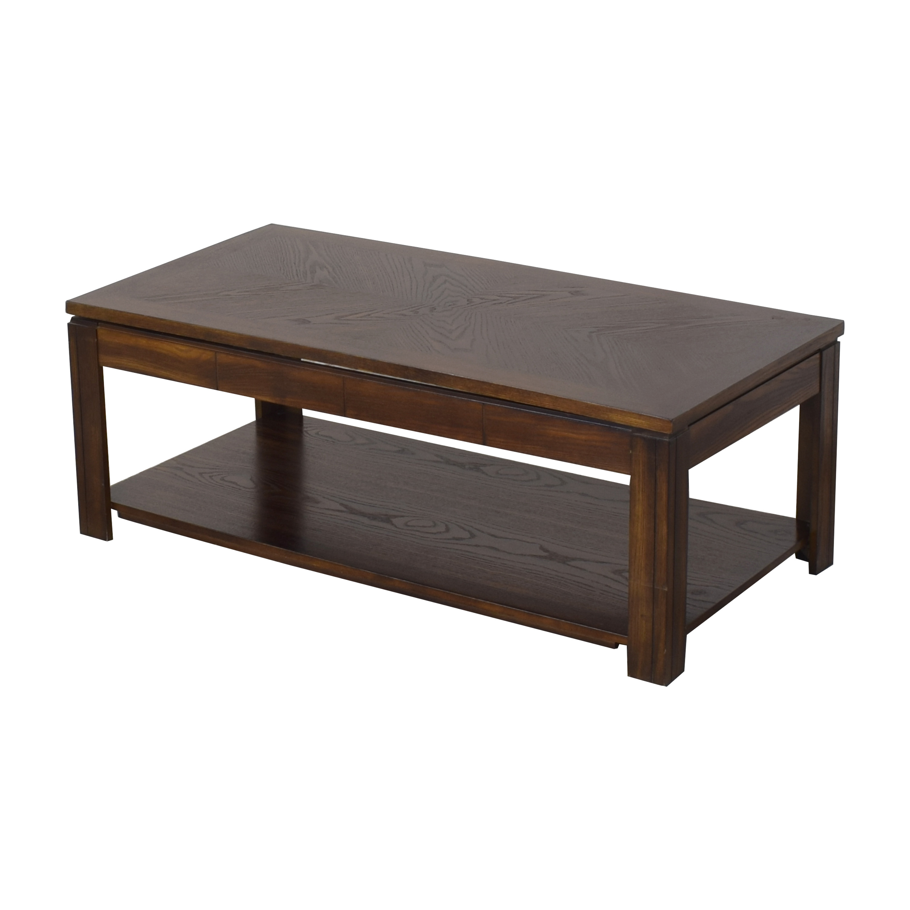 Raymour & Flanigan Raymour & Flanigan Lift Top Storage Coffee Table price