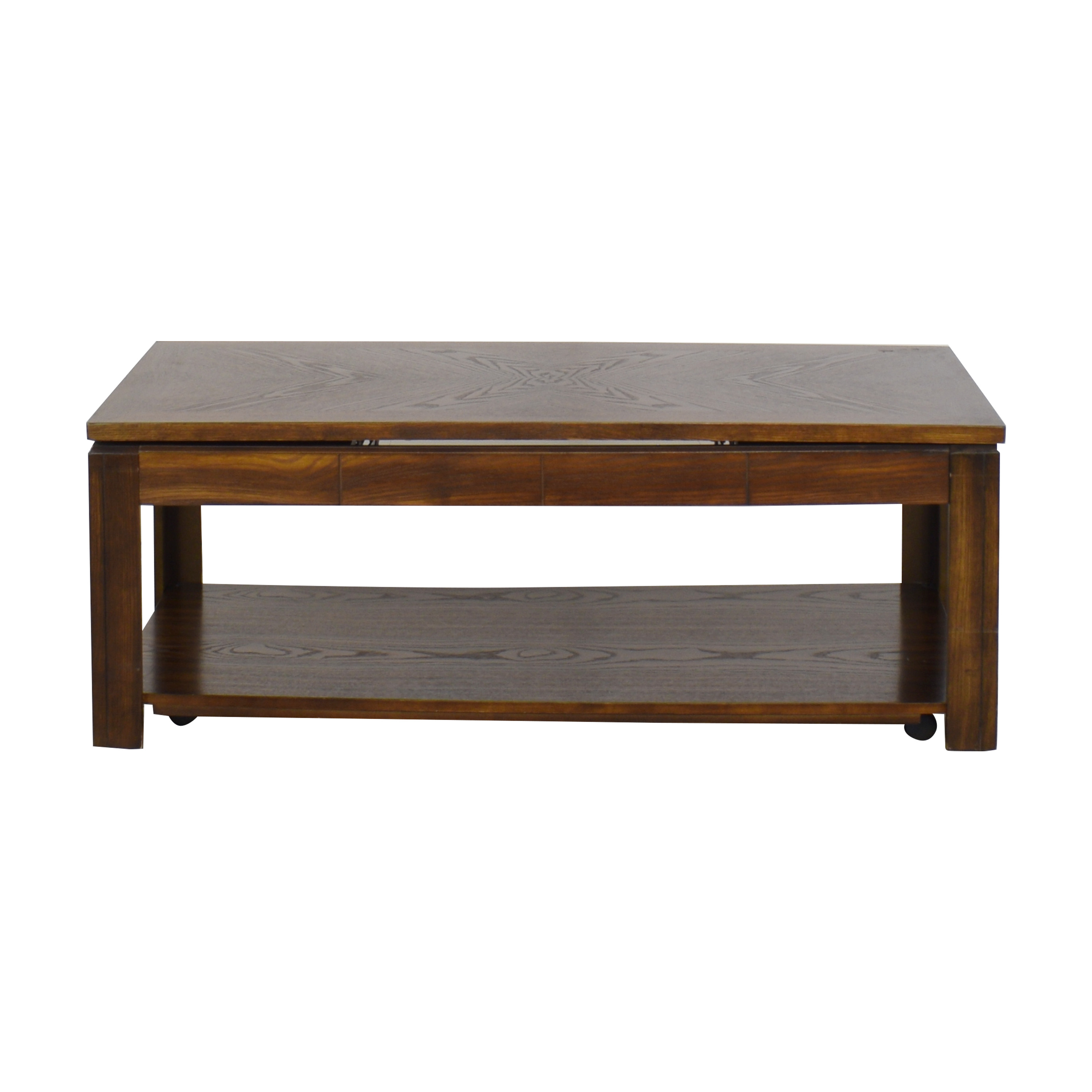 Raymour & Flanigan Raymour & Flanigan Lift Top Storage Coffee Table on sale