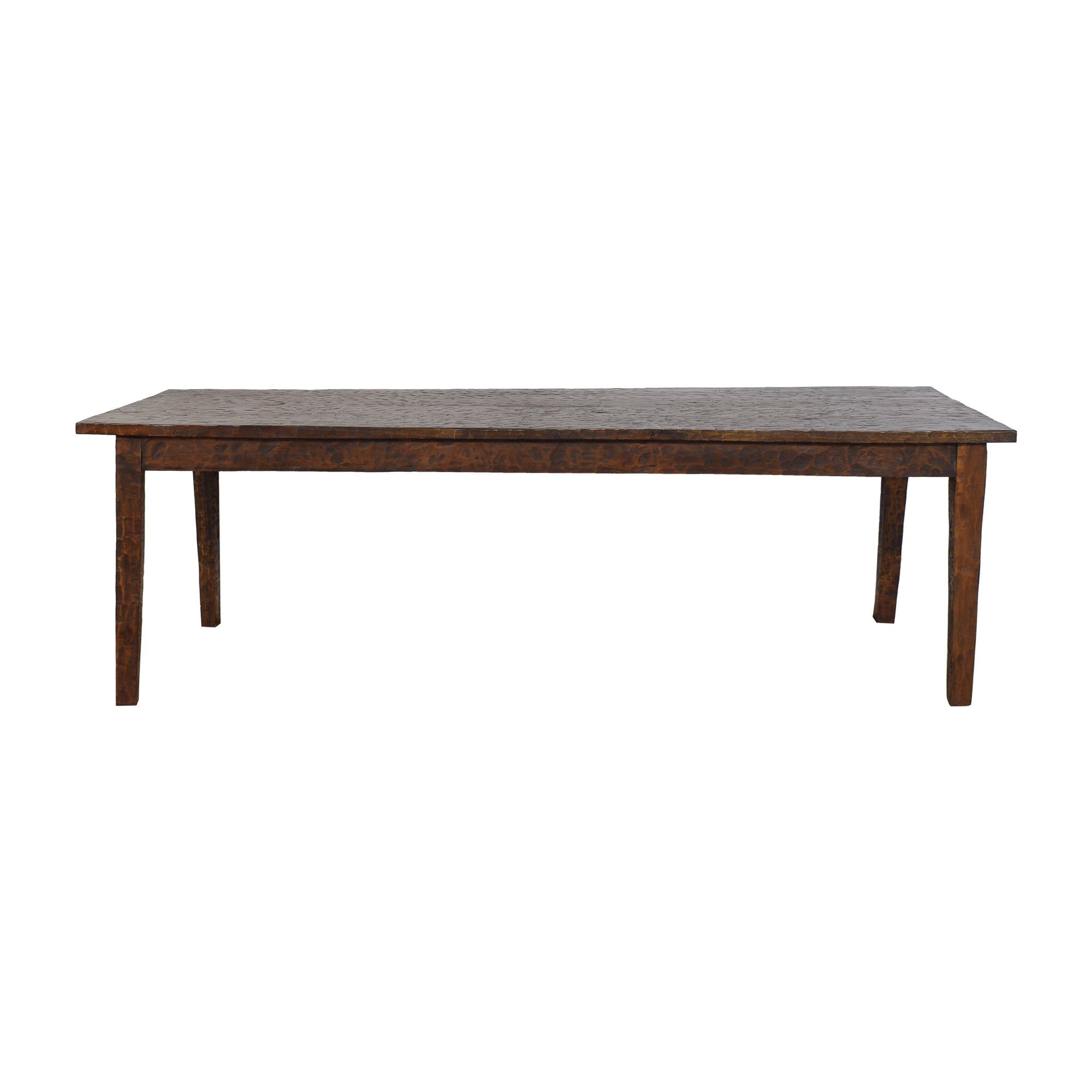 Rustic Style Dining Table for sale