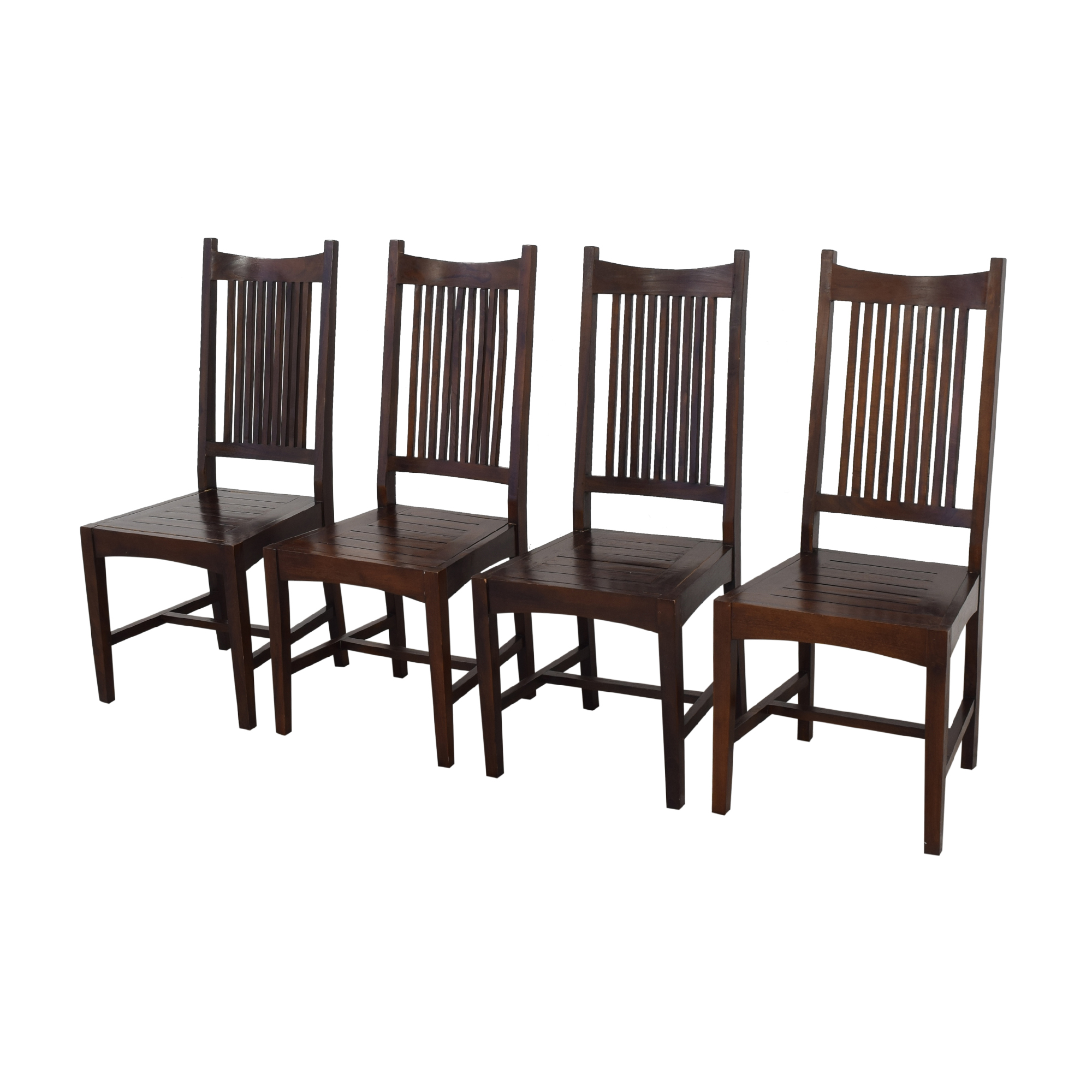 High Back Dining Chairs dimensions
