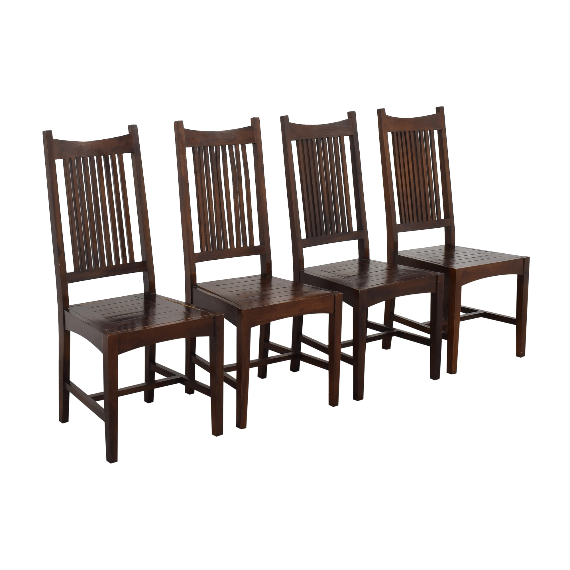 shop High Back Dining Chairs  Dining Chairs