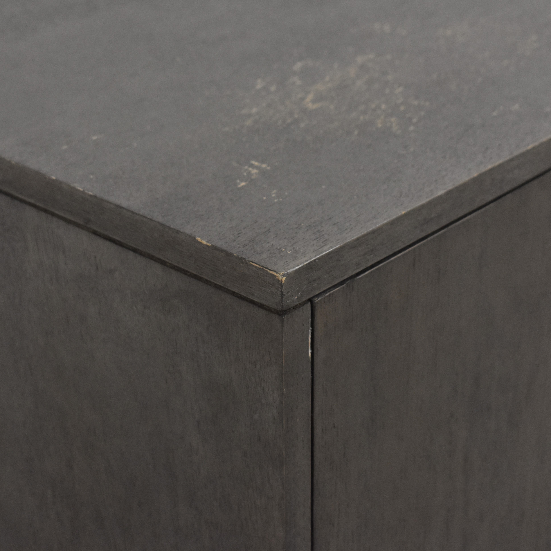 buy Crate & Barrel Modern Sideboard Crate & Barrel Storage