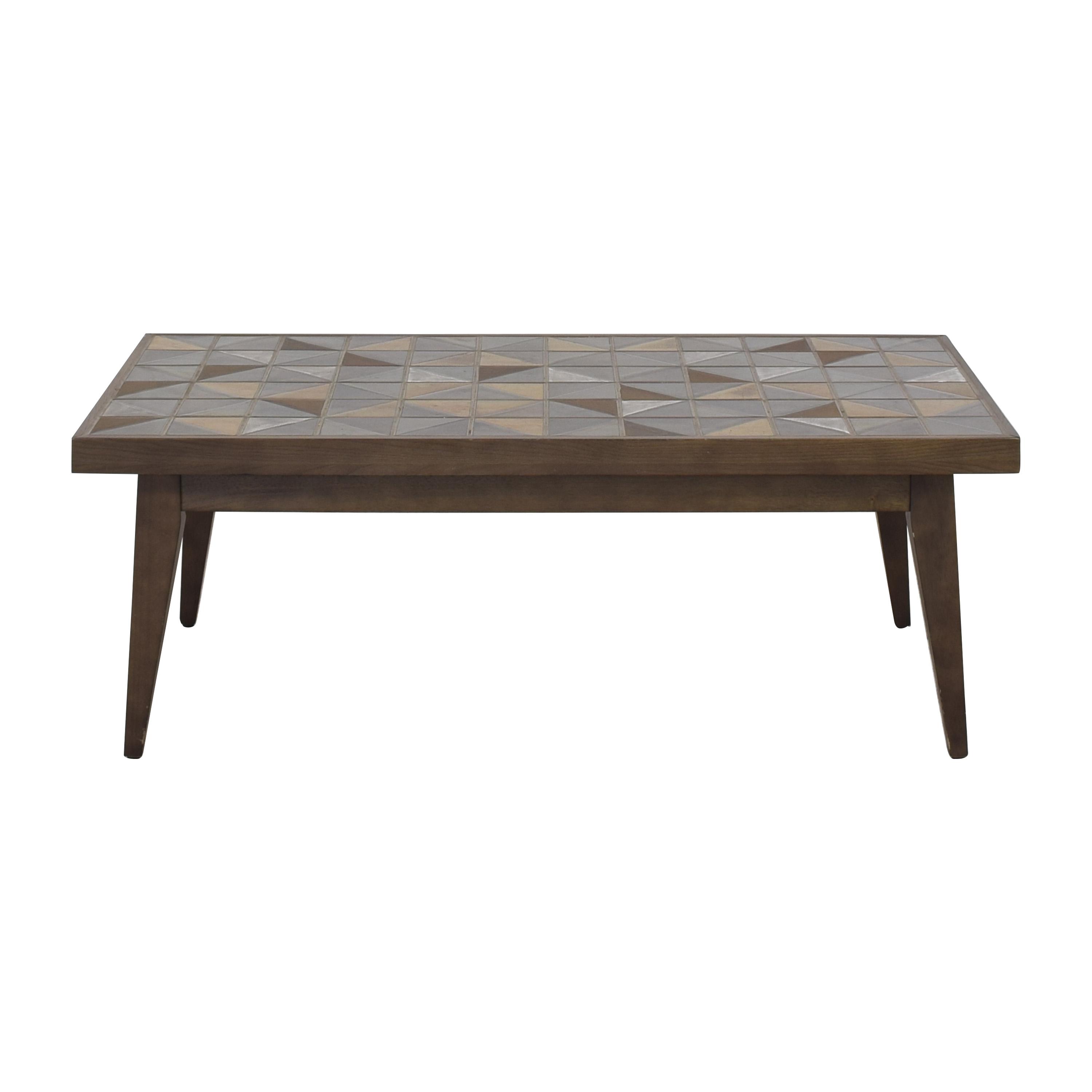 shop West Elm Lubna Chowdhary Coffee Table West Elm