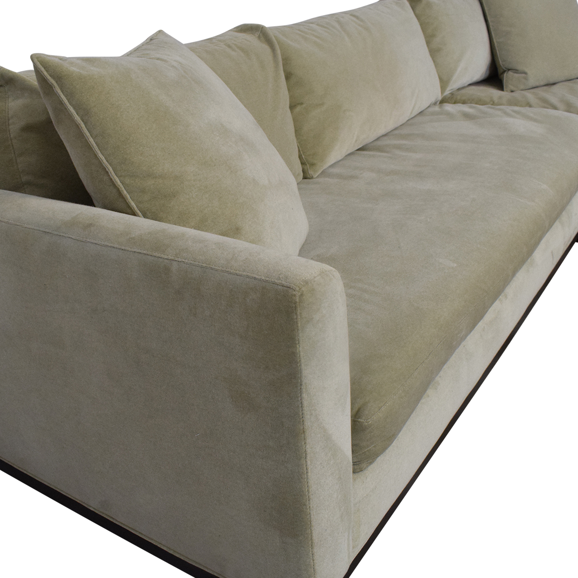 Cisco Brothers Tristan Sectional Sofa sale