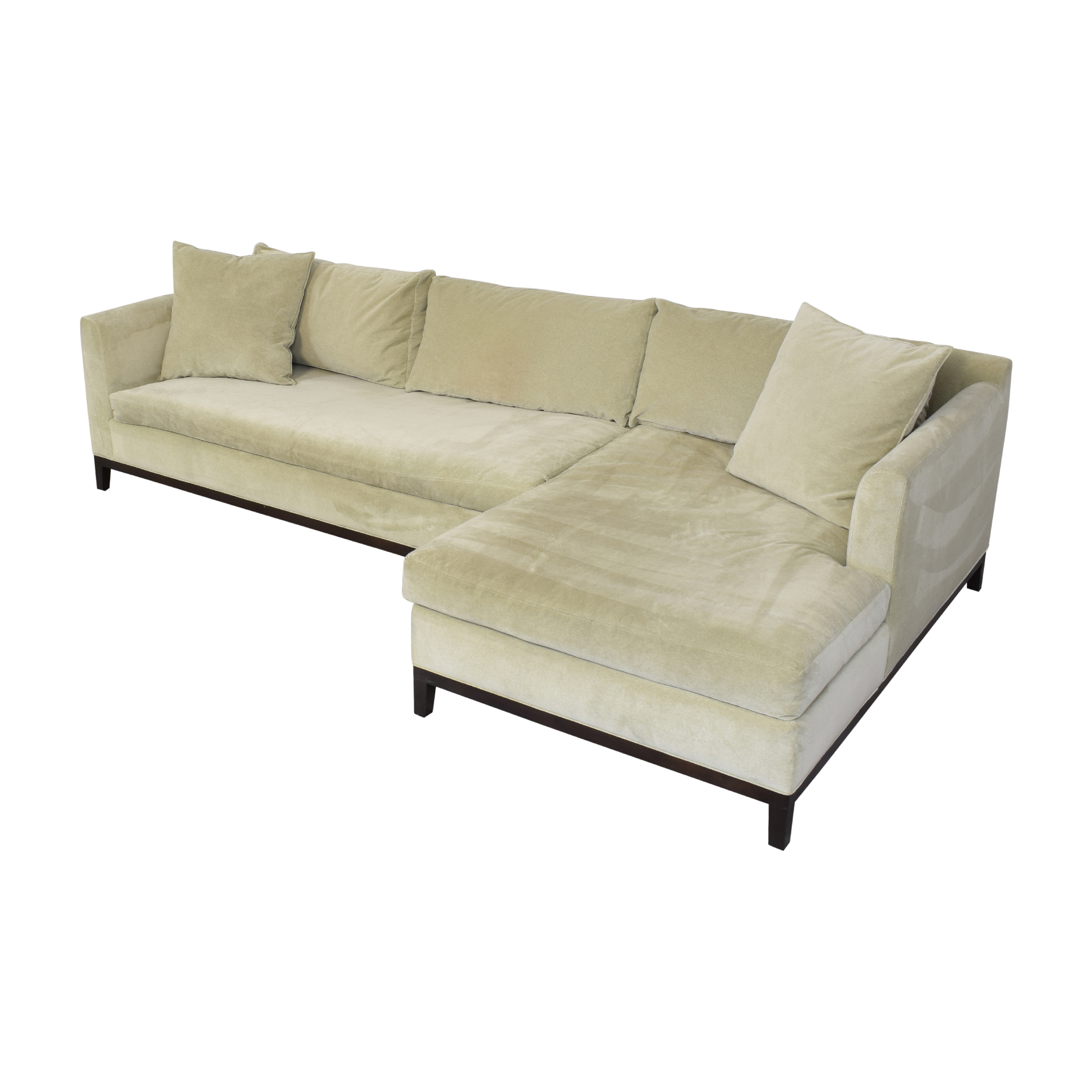 shop Cisco Brothers Cisco Brothers Tristan Sectional Sofa online
