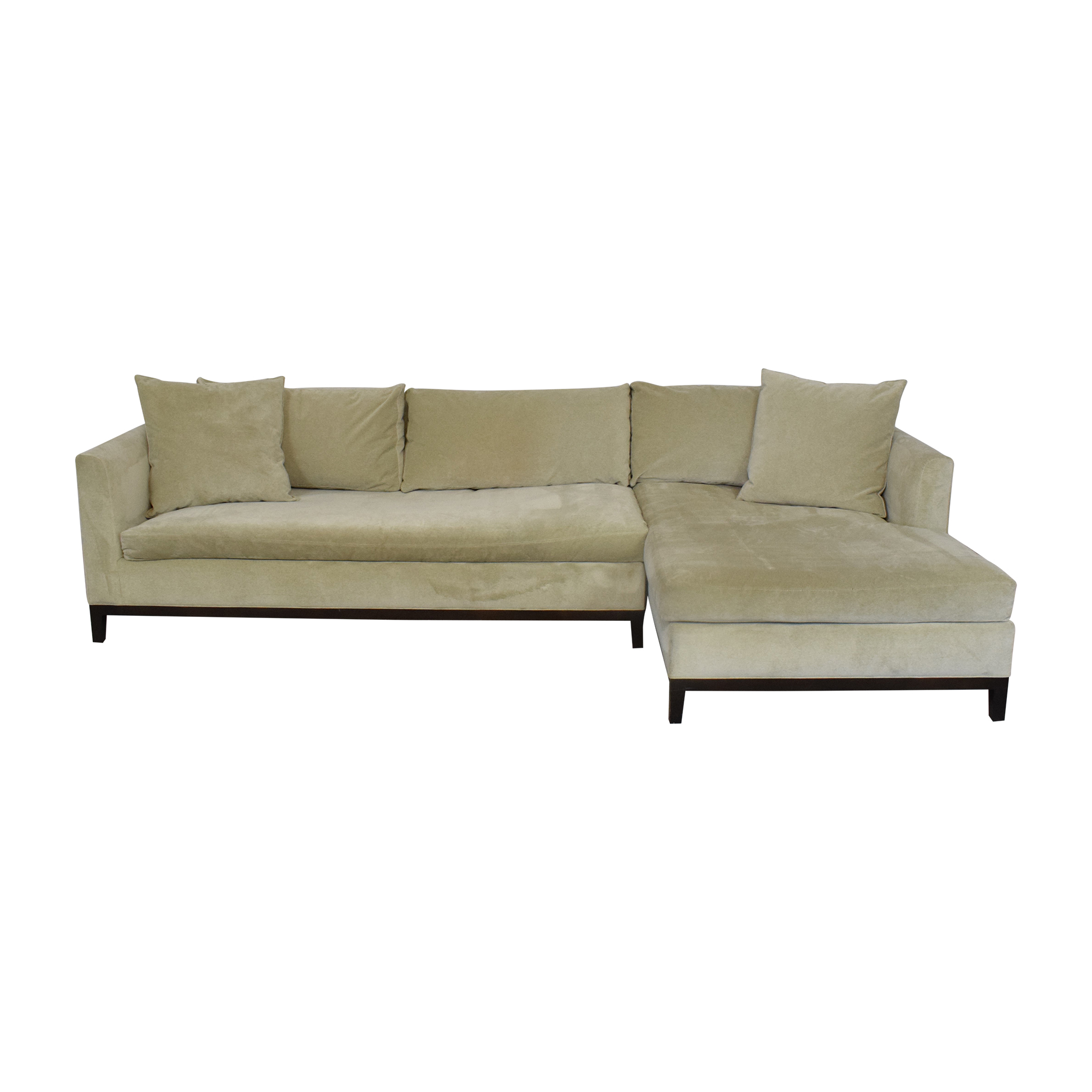 Cisco Brothers Cisco Brothers Tristan Sectional Sofa nyc