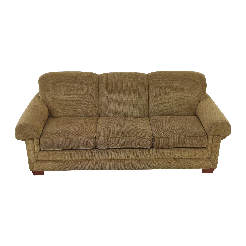 La-Z-Boy La-Z-Boy Three Cushion Roll Arm Sofa ct