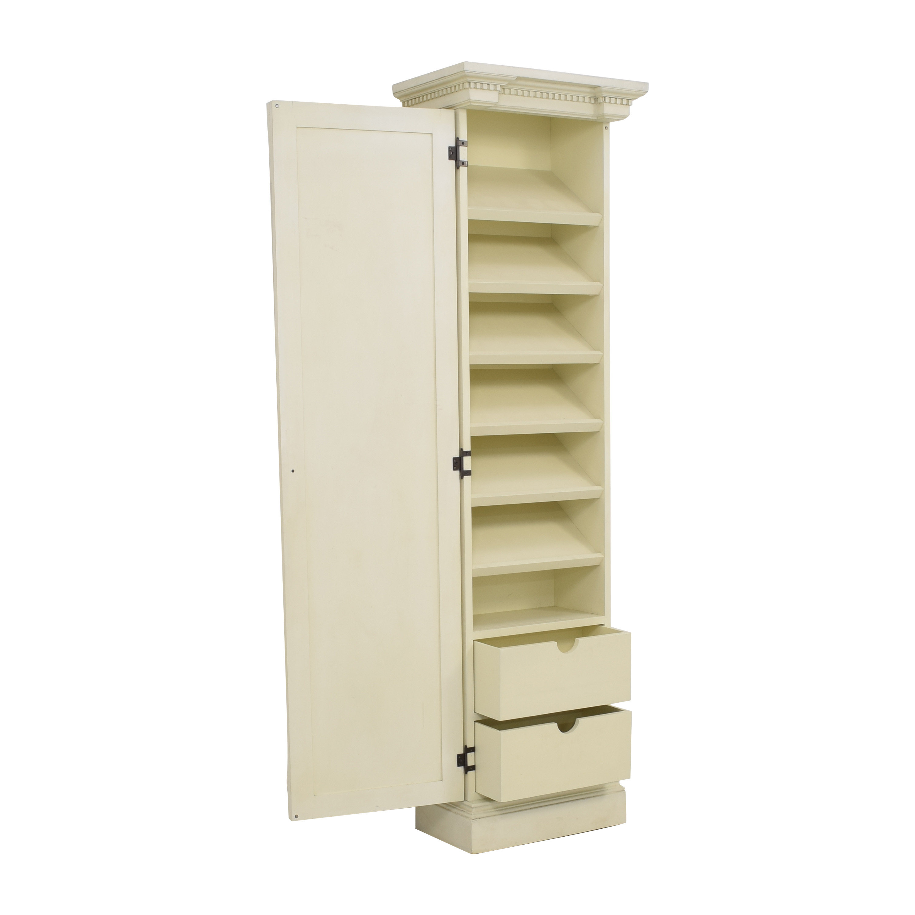 Restoration Hardware Restoration Hardware St. James Shoe Tower for sale