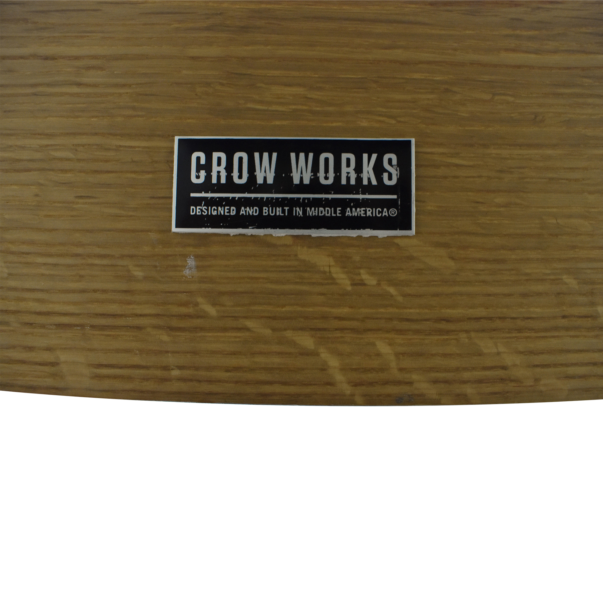 Crow Works Fixed I-Beam Square Table / Dinner Tables