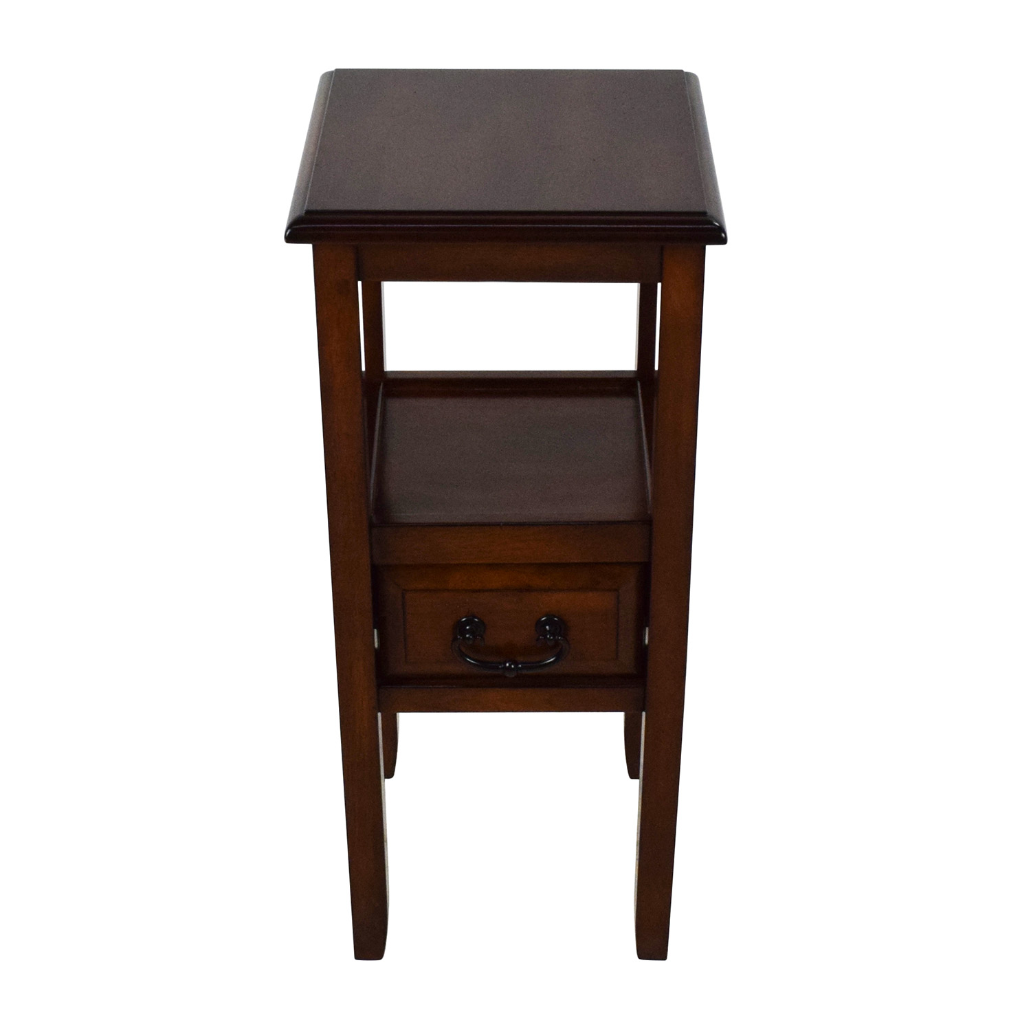 Beautiful ... Pier 1 Imports Pier 1 Single Drawer Nightstand End Tables ...