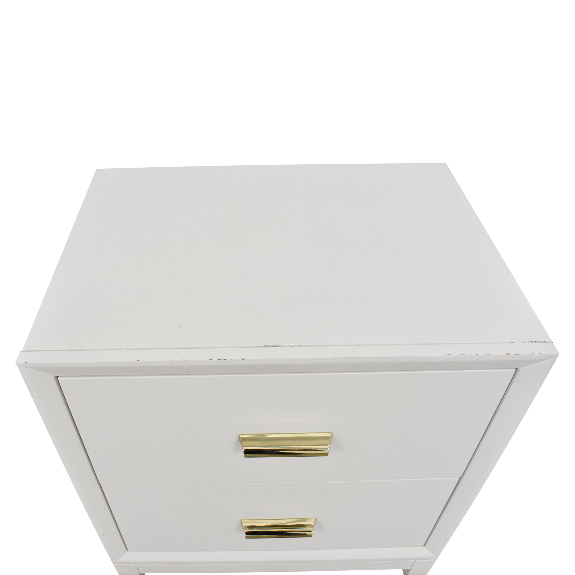 PBteen PBteen Nightstand with Two Drawers nj