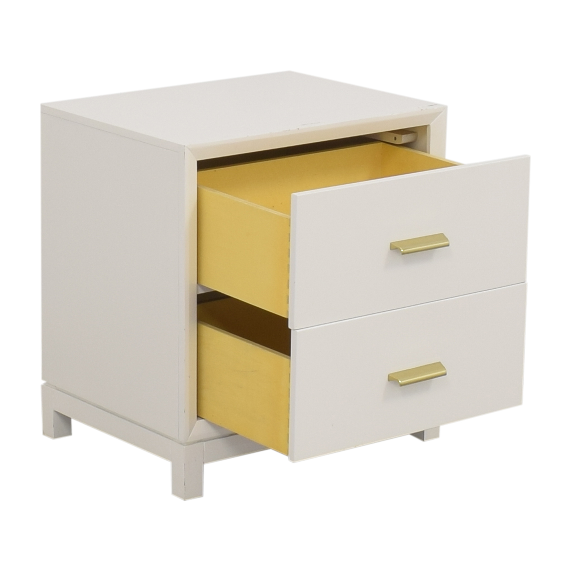 PBteen PBteen Nightstand with Two Drawers used