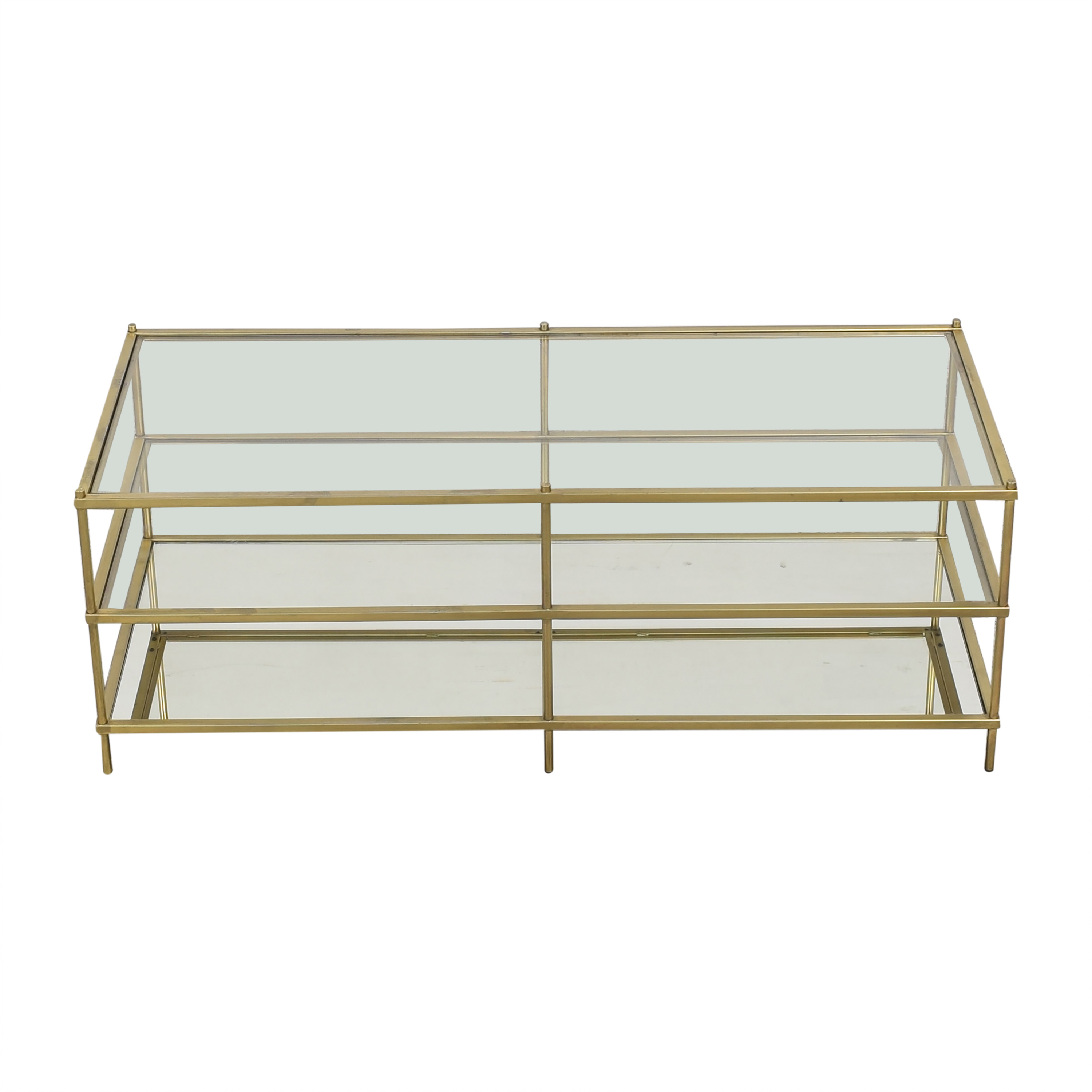 West Elm West Elm Terrace Coffee Table second hand