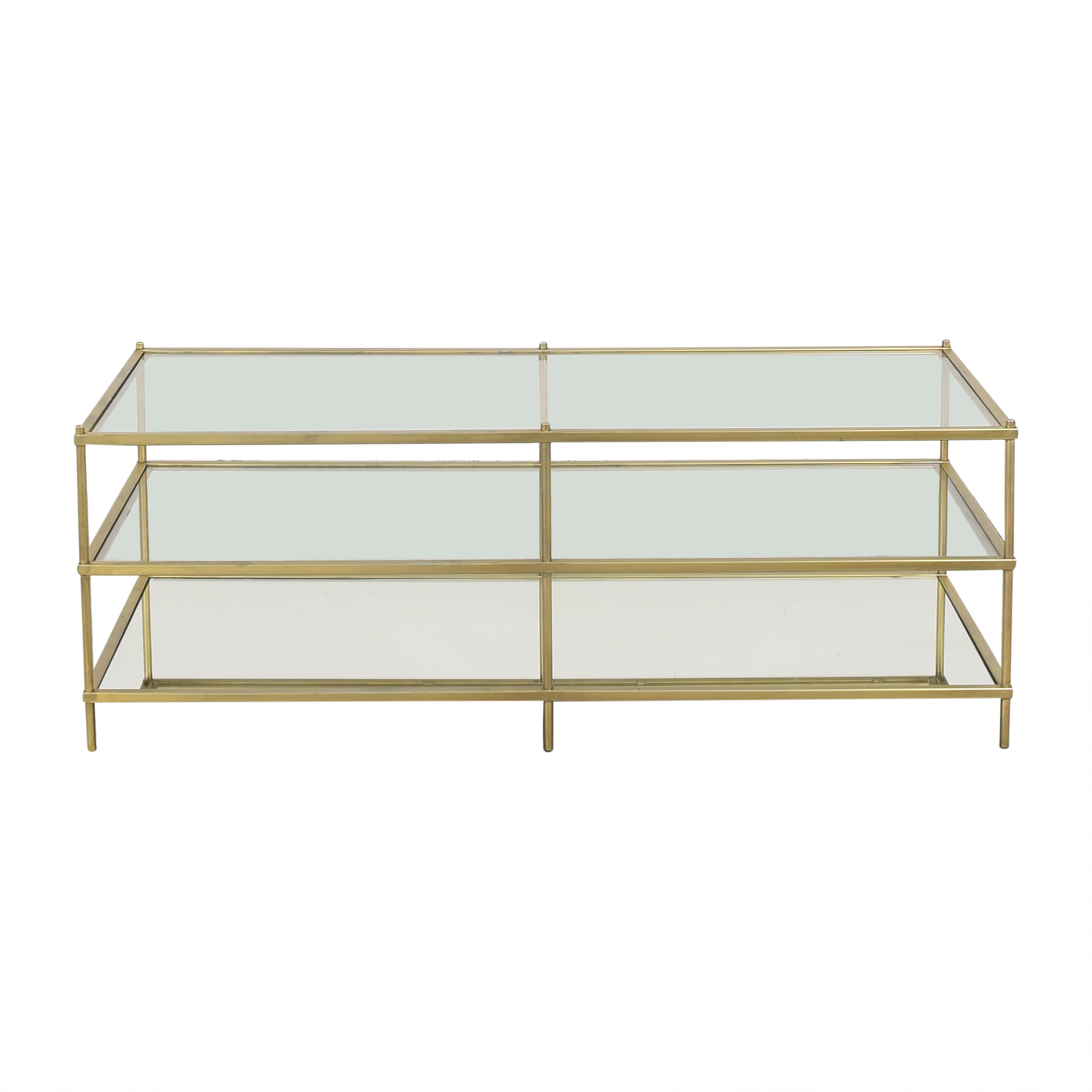 shop West Elm Terrace Coffee Table West Elm