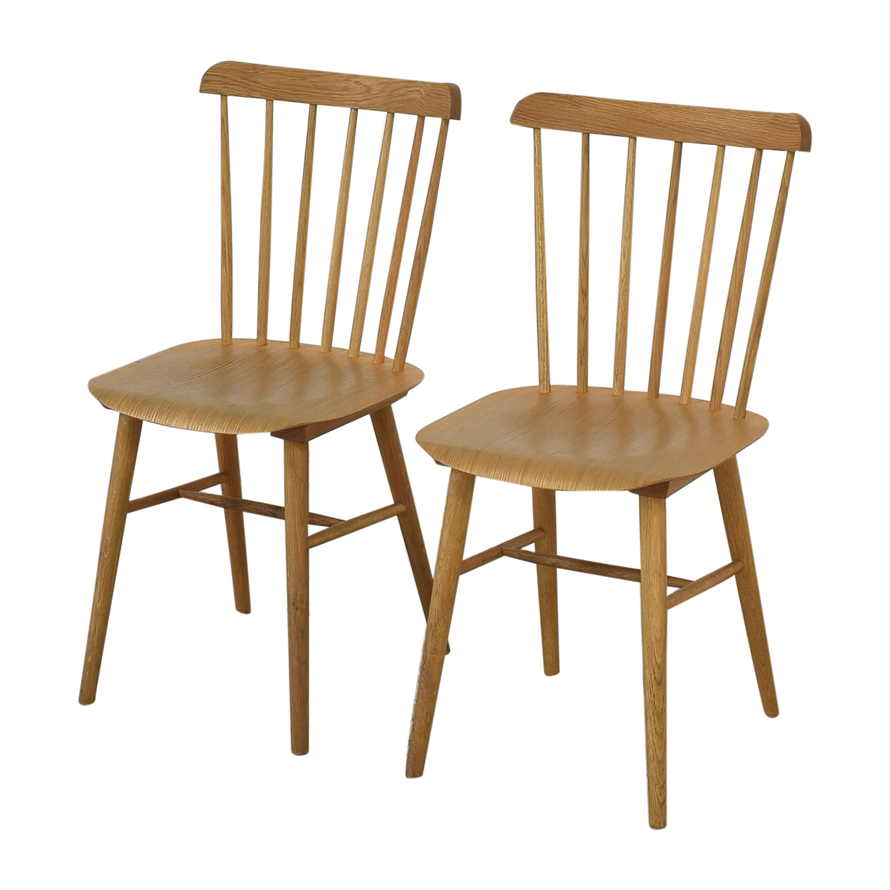 TON Ironica Dining Side Chairs / Dining Chairs