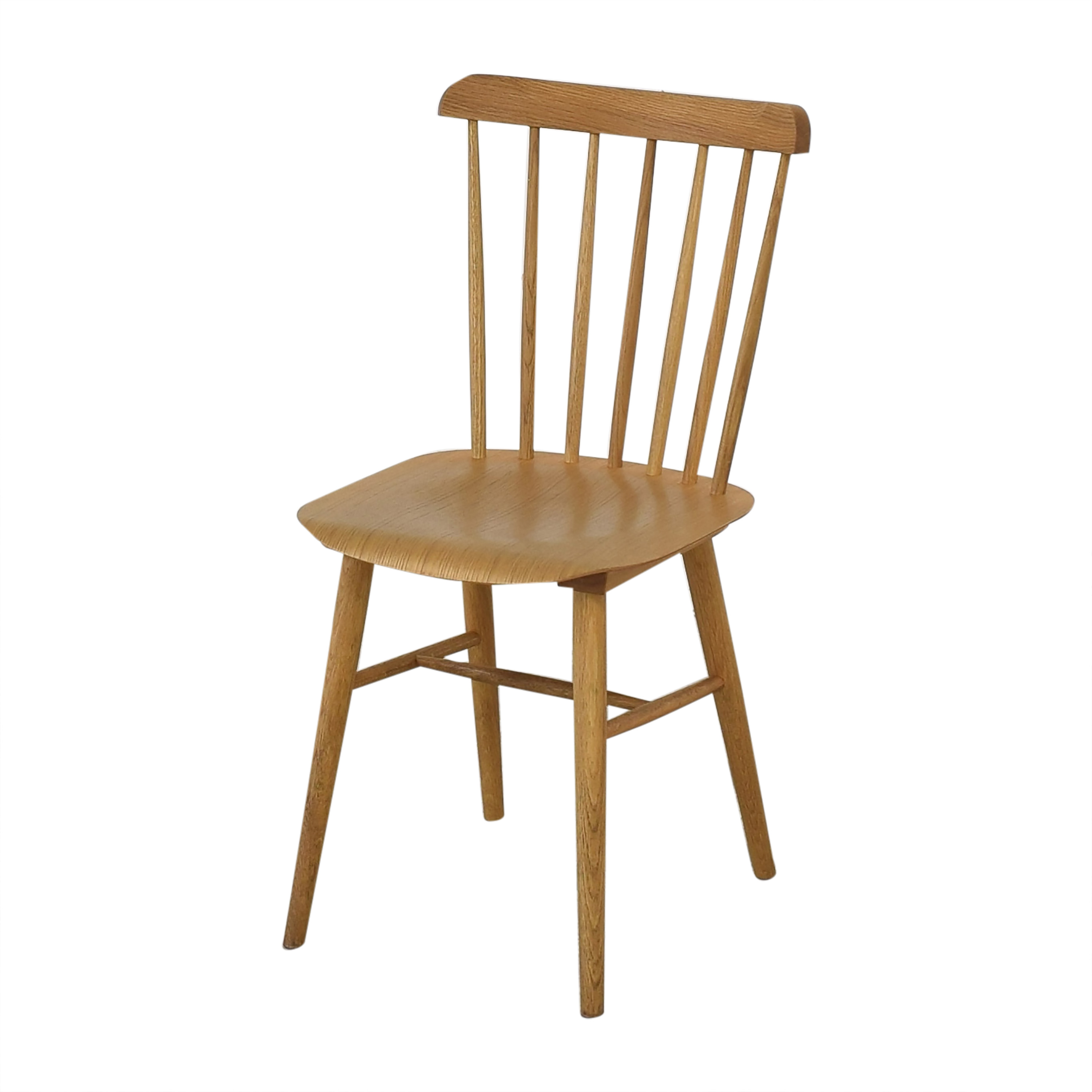 TON TON Ironica Dining Side Chairs ma