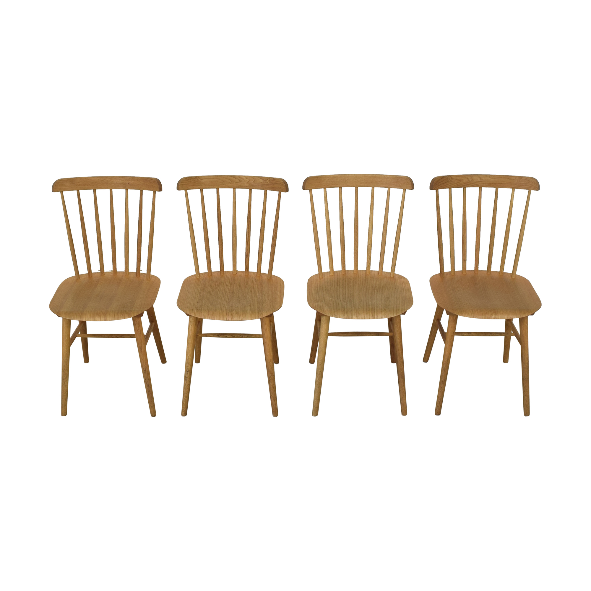 TON TON Ironica Dining Side Chairs on sale