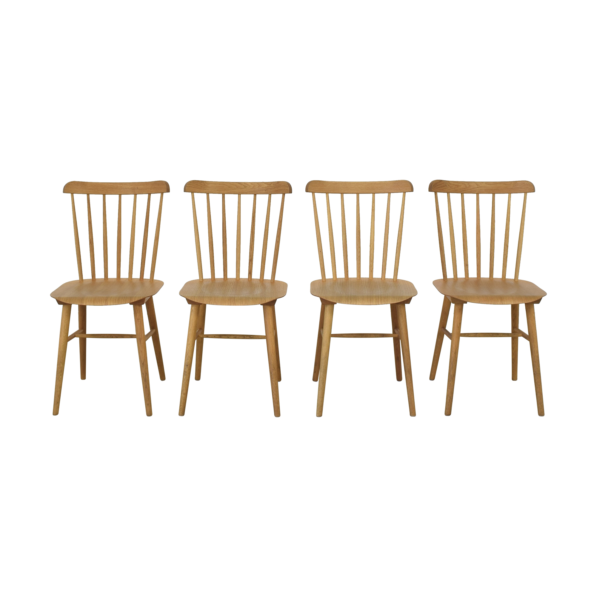 shop TON Ironica Dining Side Chairs TON