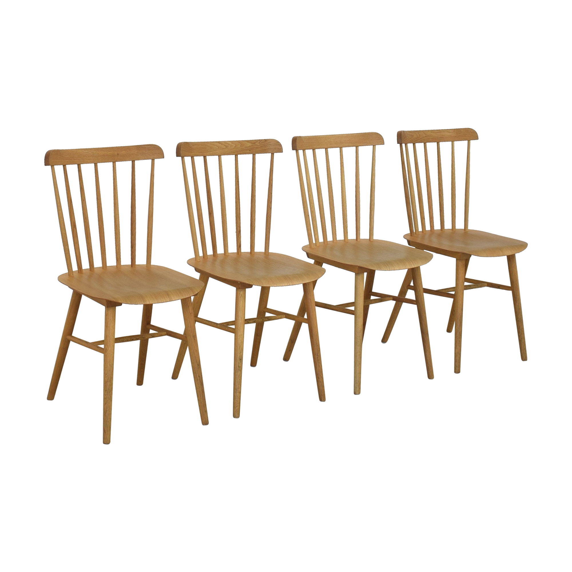 TON Ironica Dining Side Chairs / Chairs