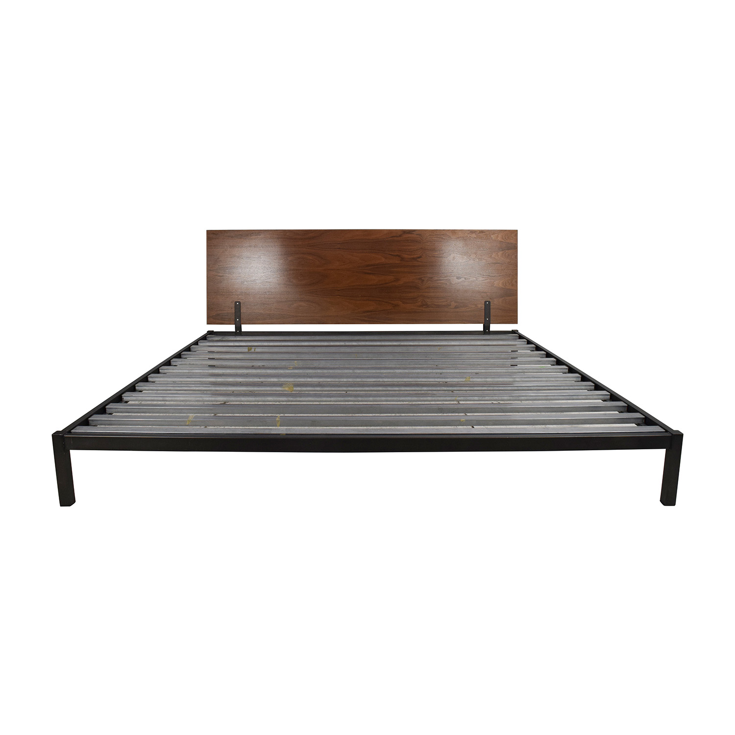 Room and Board Room & Board Copenhagen King Size Bed Bed Frames
