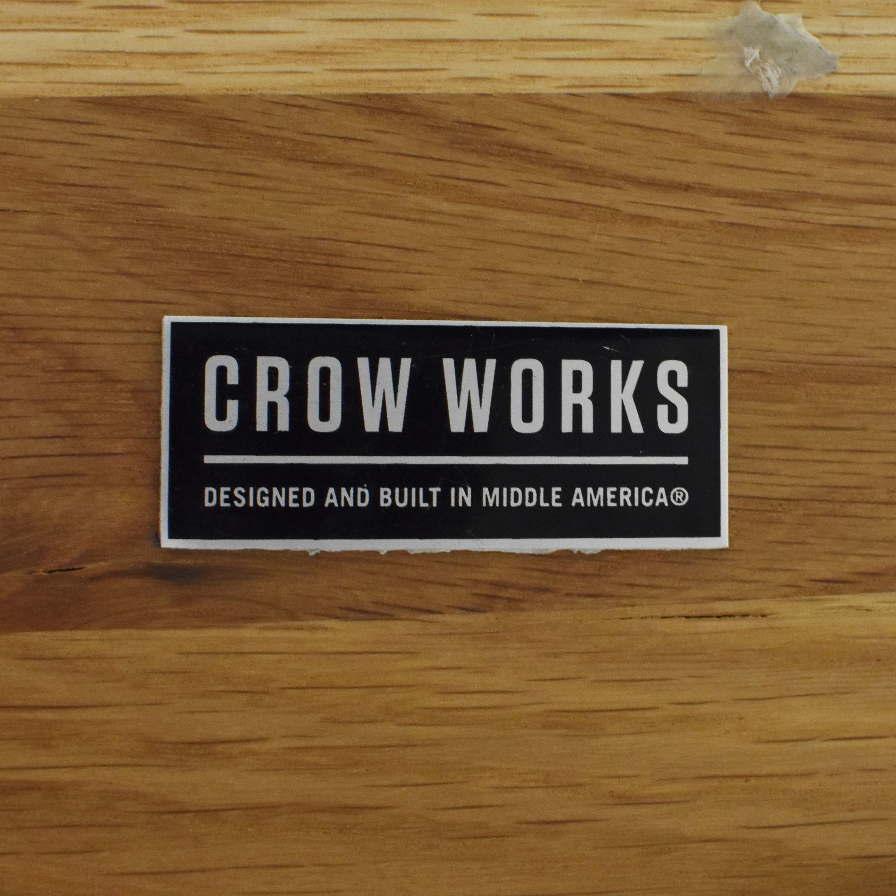 Crow Works Crow Works Round Base Table Tables