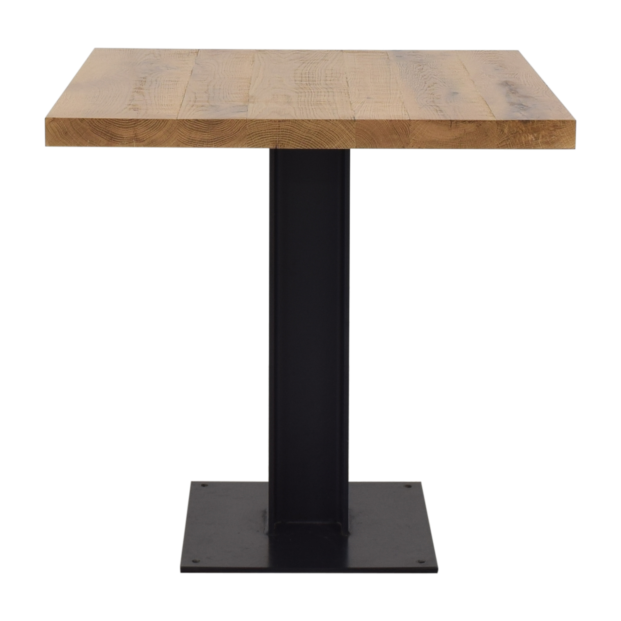 Crow Works Crow Works Fixed I-Beam Square Table on sale