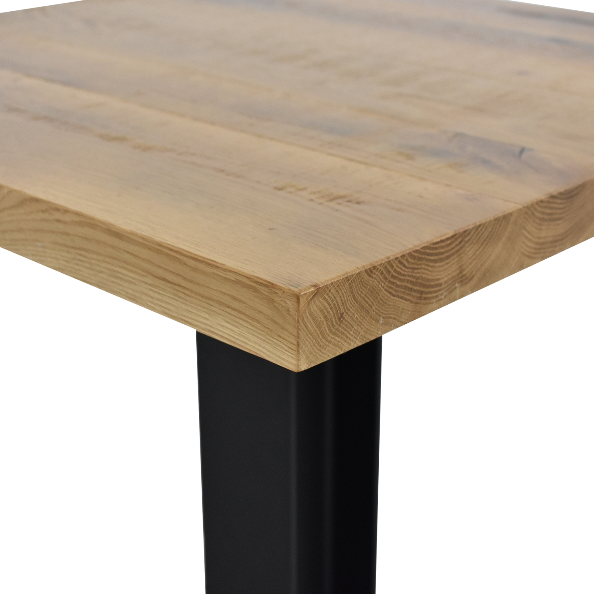 shop Crow Works Fixed I-Beam Square Table Crow Works