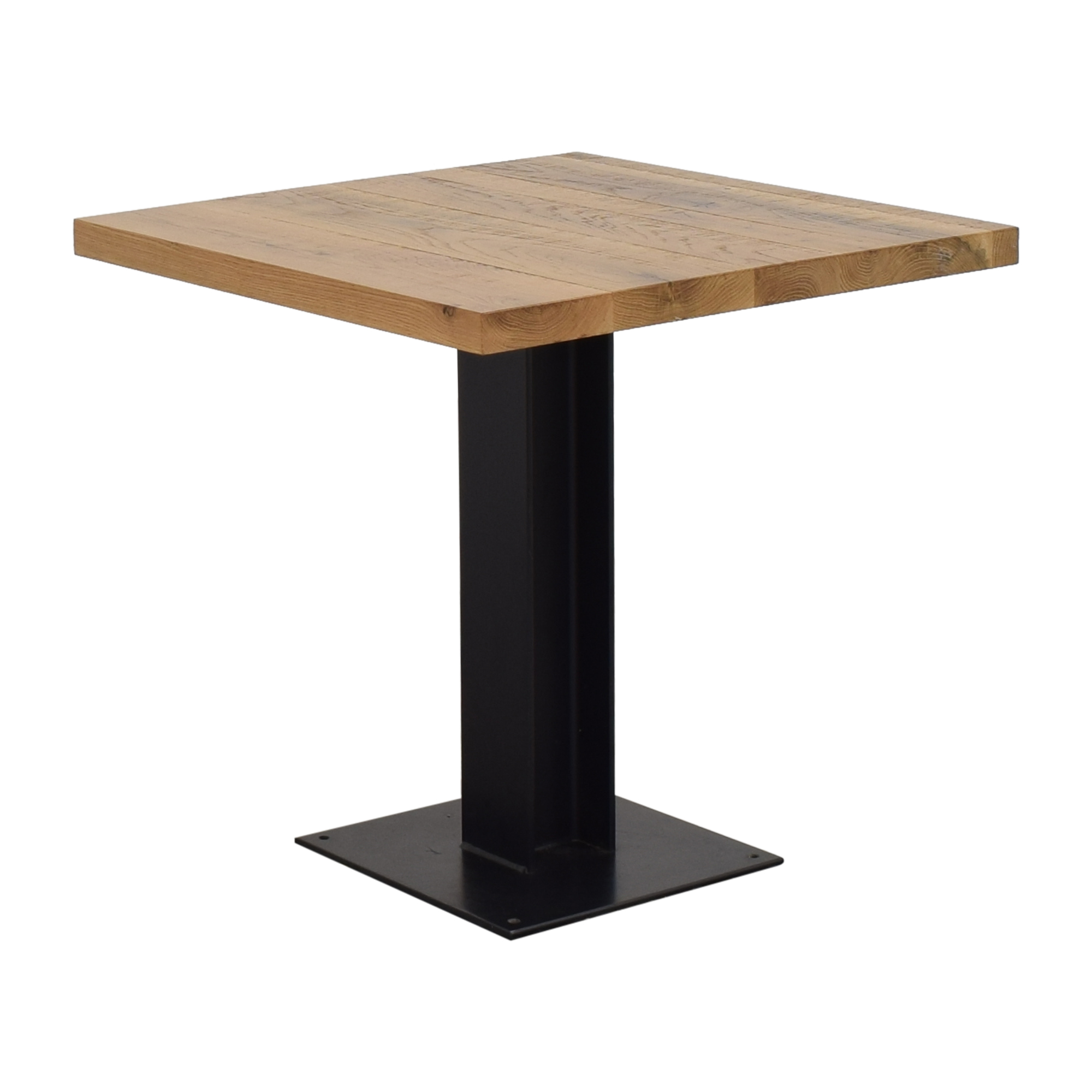 Crow Works Fixed I-Beam Square Table Crow Works