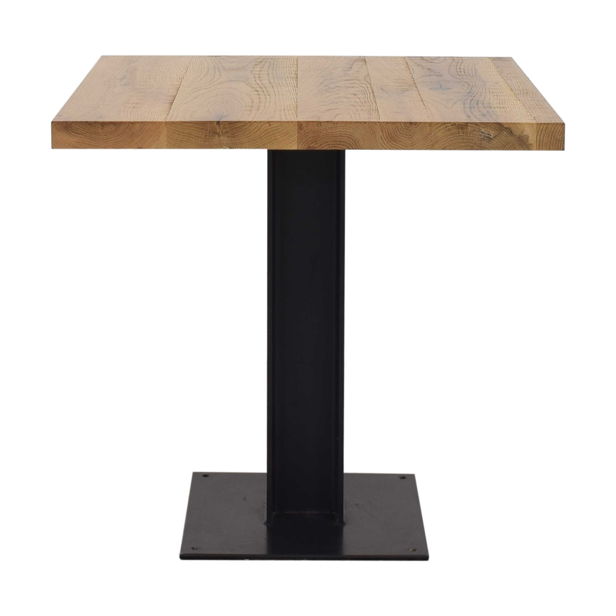 Crow Works Crow Works Fixed I-Beam Square Table coupon