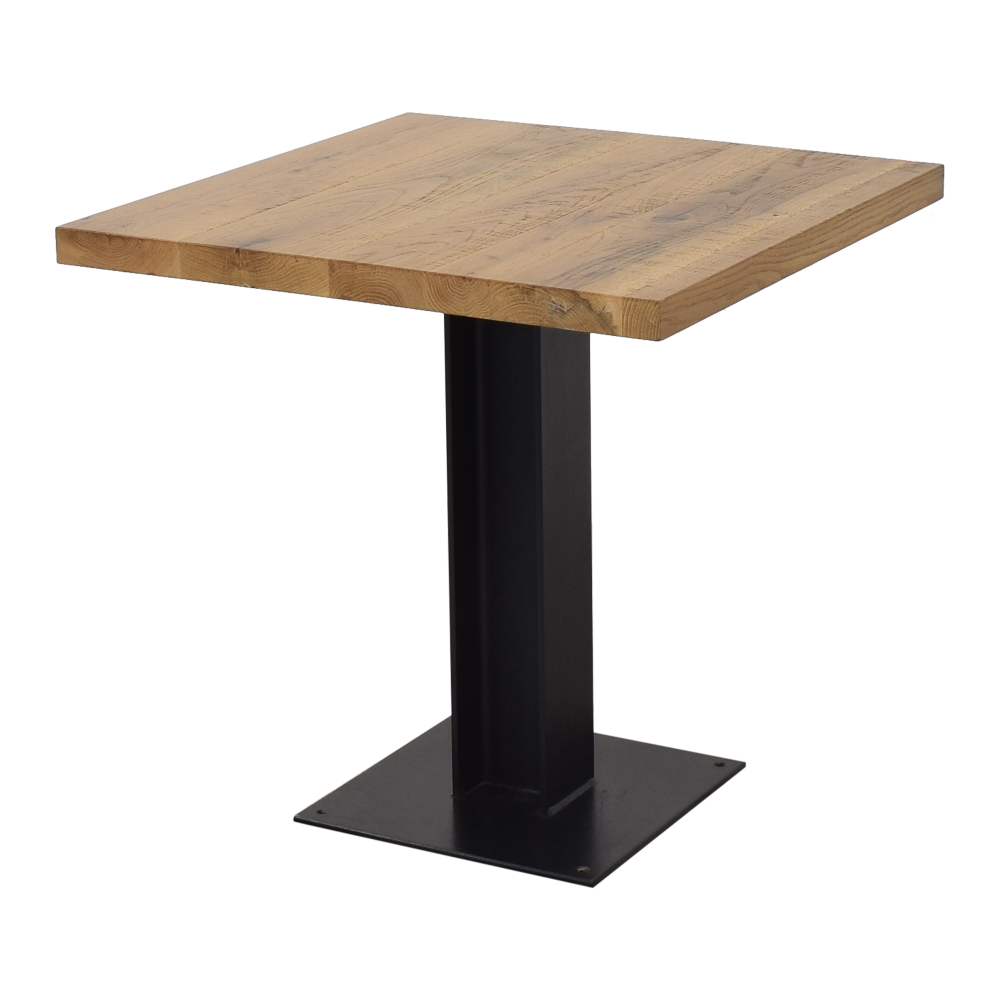Crow Works Fixed I-Beam Square Table sale